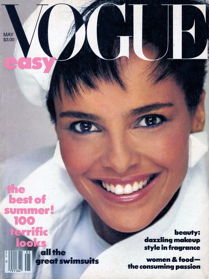 Vogue (US) May 1985 | Shari Belafonte
