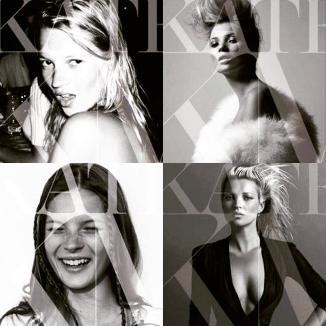 '90s Supermodel | Kate Moss #90s #fashion #katemoss #supermodel #blackandwhite #blackandwhitephotography #doubledenimdays
