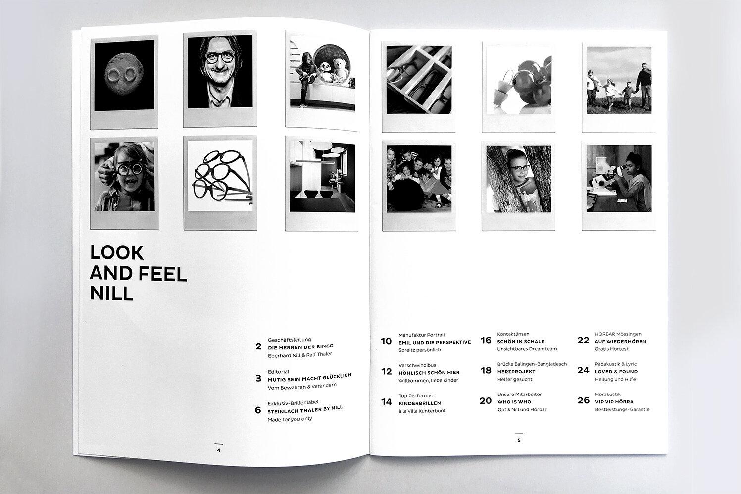Agentur Nadine Nill Design, Bildmaterial Optik Nill, Portraitfoto Emil Spreitz