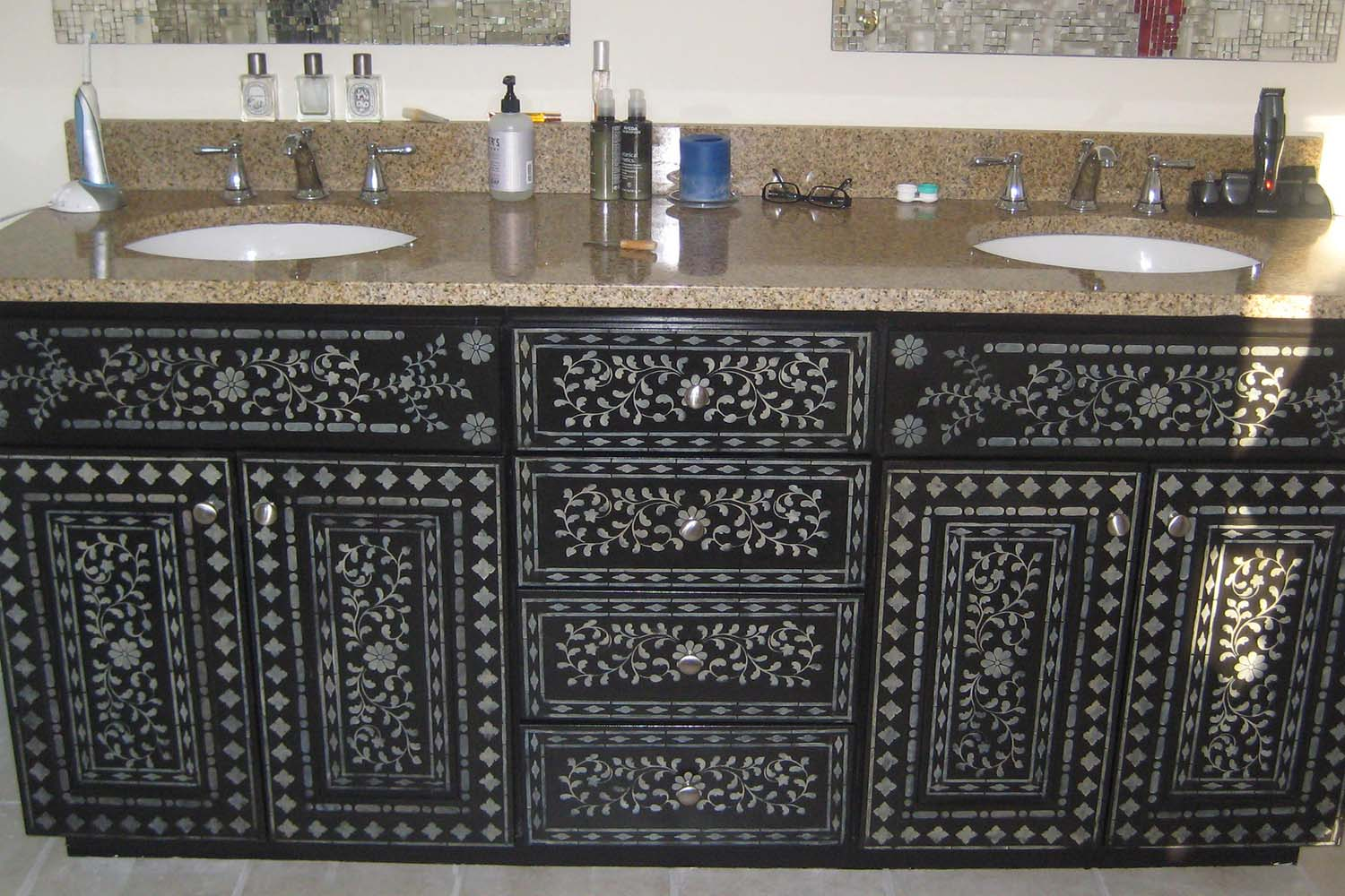 Bathroom Cabinetry / Residential