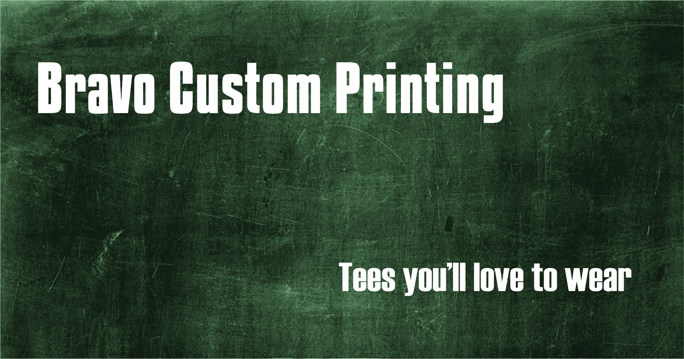 The Bravo Custom Printing shop is our shop for fun & pop culture inspired tees and tops printed on high quality cotton blends