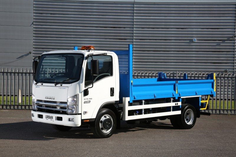 ISUZU 7.5 TONNE - The vehicle of choice across a range of industries.Available in multiple specifications.