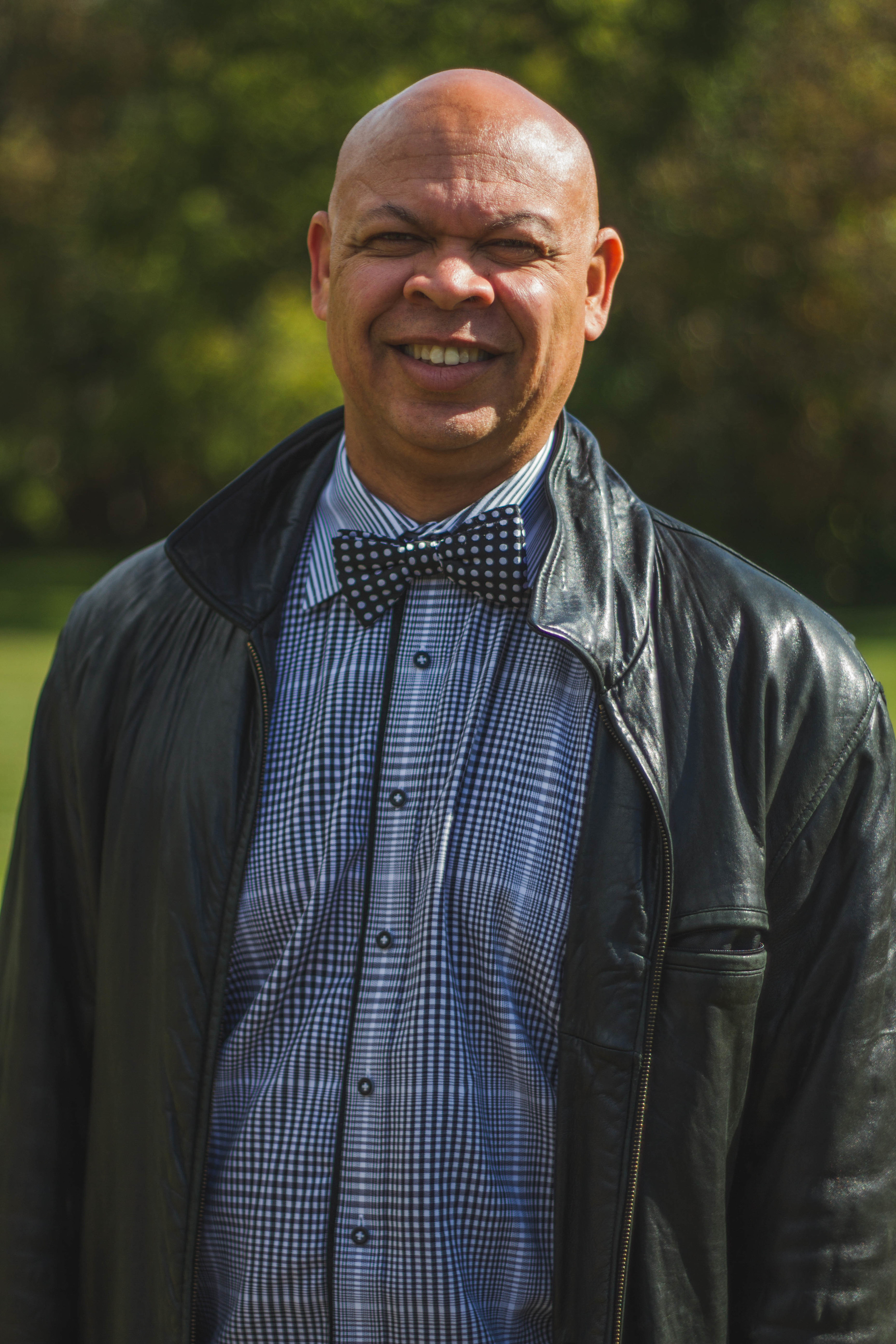 Michael Crawford   Lead Pastor