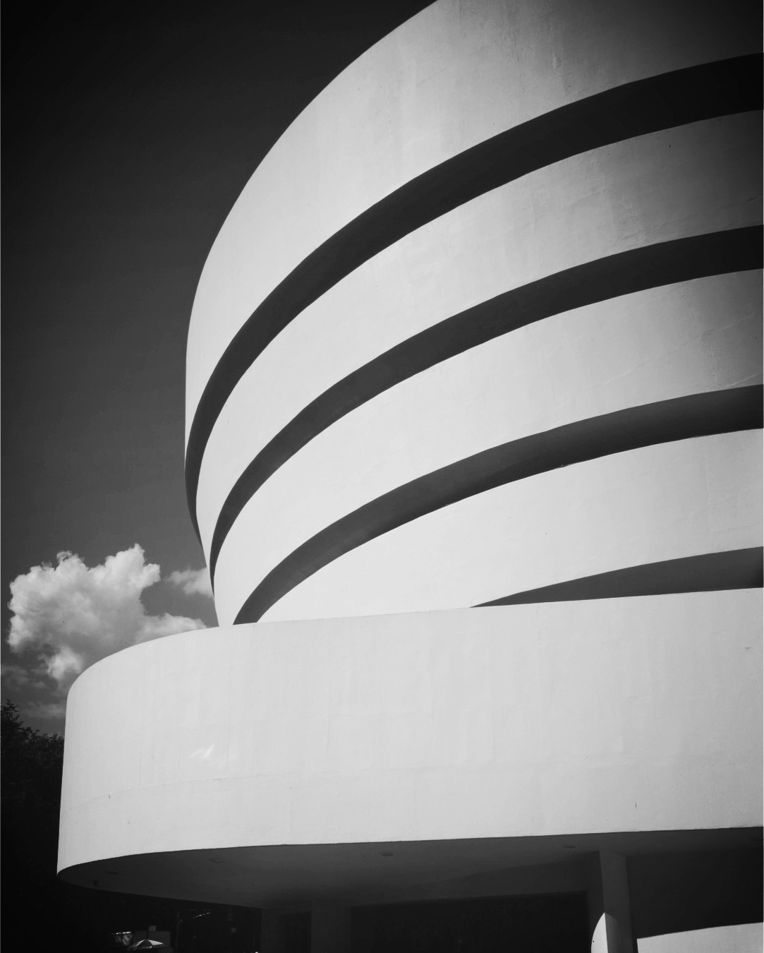 Solomon R. Guggenheim Museum New York (expansion and renovation) - 1988-1992 (Charles Gwathmey)