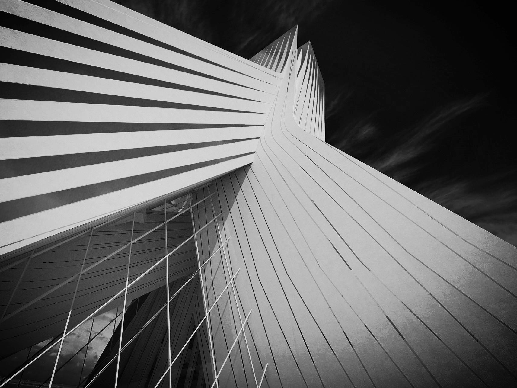 Singapore Guggenheim Museum - 2005-2006 (Zaha Hadid)