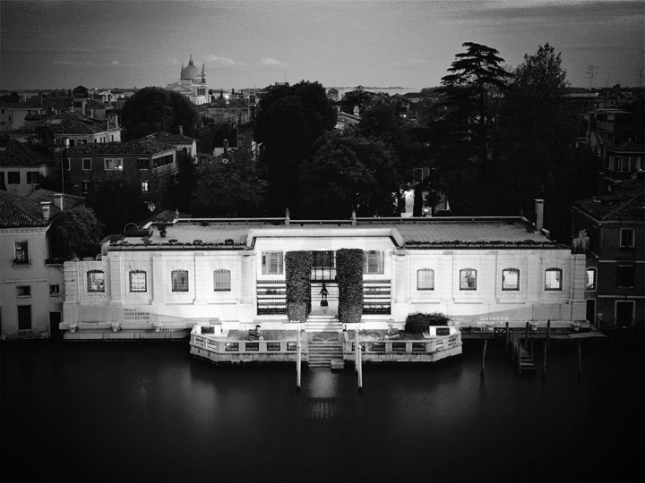 PEGGY GUGGENHEIM COLLECTION (EXPANSION AND RENOVATION) – VENICE 1995-2005, (CLEMENTE DI THIENE AND GIACOMO DI THIENE)