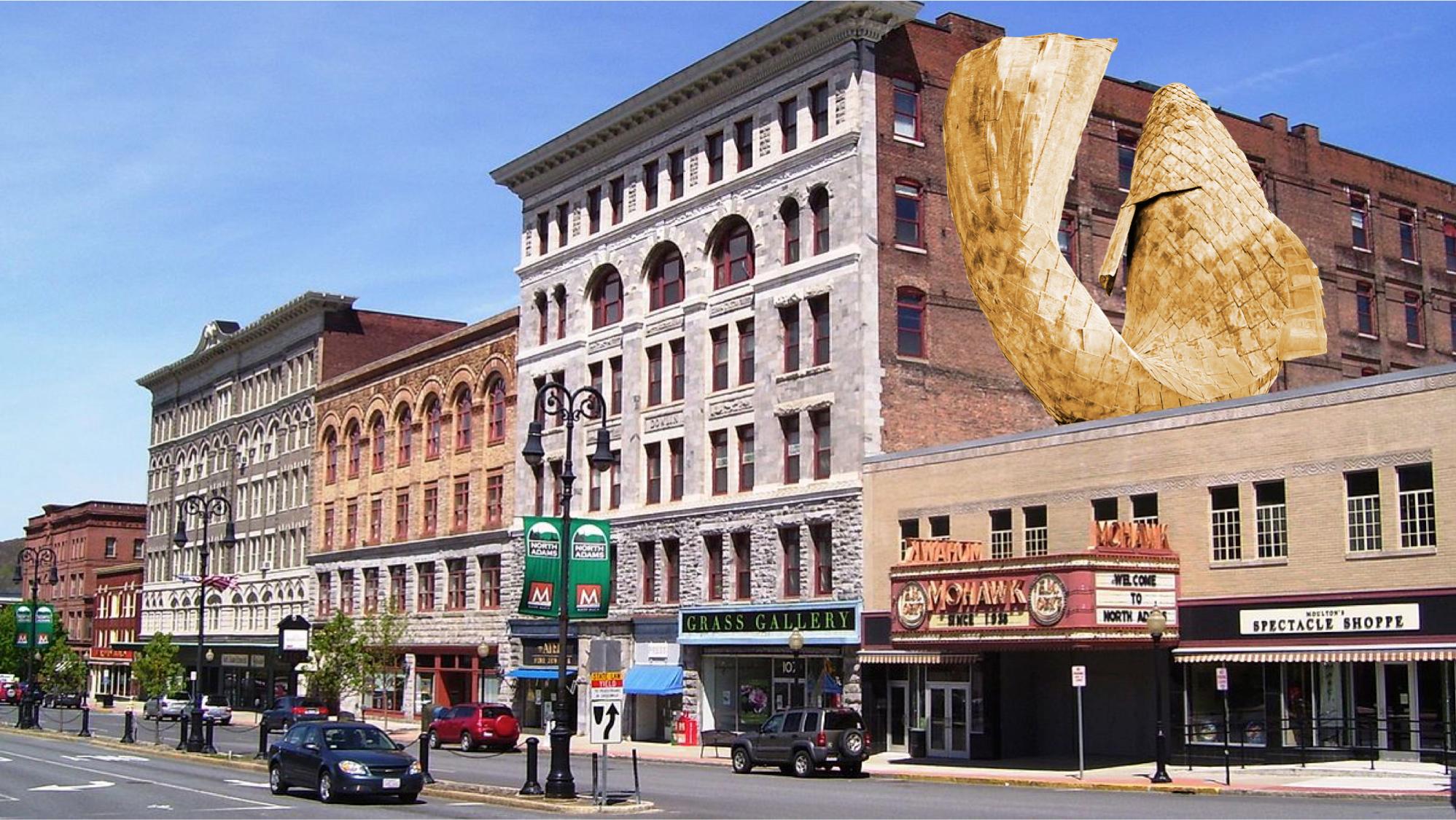 Downtown North Adams: Mohawk Theatre