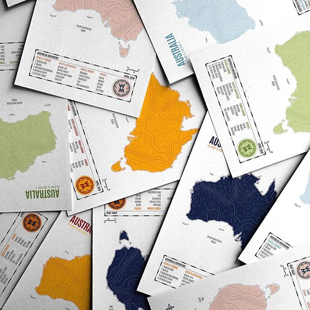 Festive time = fresh maps! We're now doing digital maps of your adventures! Pastel colours, beautiful paper and wicked for Christmas! #personalised #map #travel #colour #adventure #present #gift