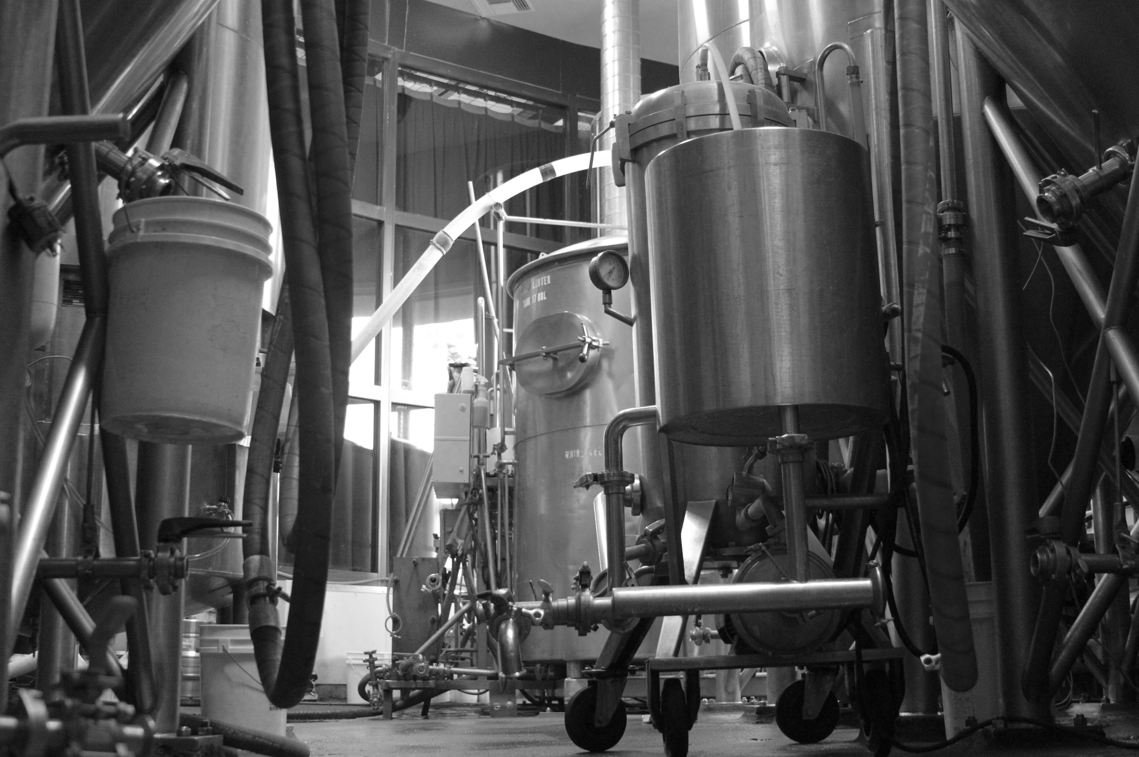 Fermenters and Filter
