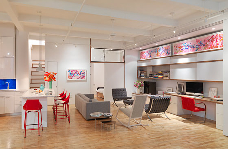 Chelsea Loft Living Space_I-Beam Design _Photo by Thomas Loof_NY Magazine.jpg