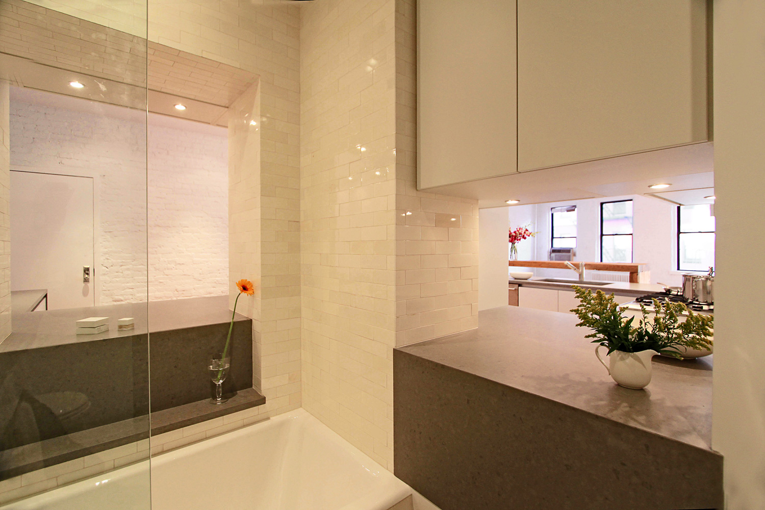 Bath View to Kitchen and Entry_11 Prince.jpg