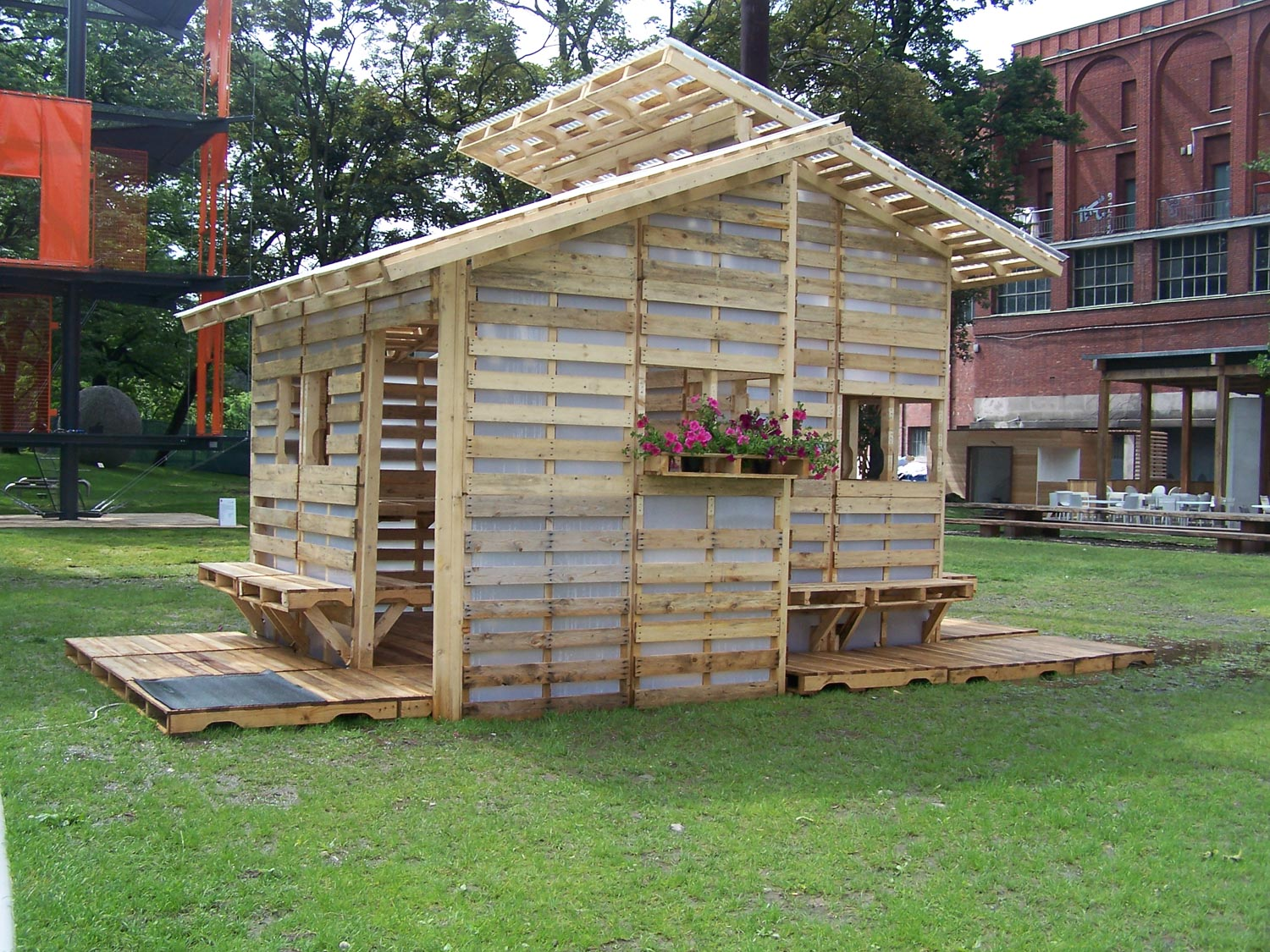 THE PALLET HOUSE — I-BEAM on small house floor plans, pallet tree house plans, pallet house building plans, wood pallet house plans, pallet house floor plans, post and beam carriage house plans, pallet dog house plans, tiny shed house plans, pallet chicken house plans, pallet house design plans,