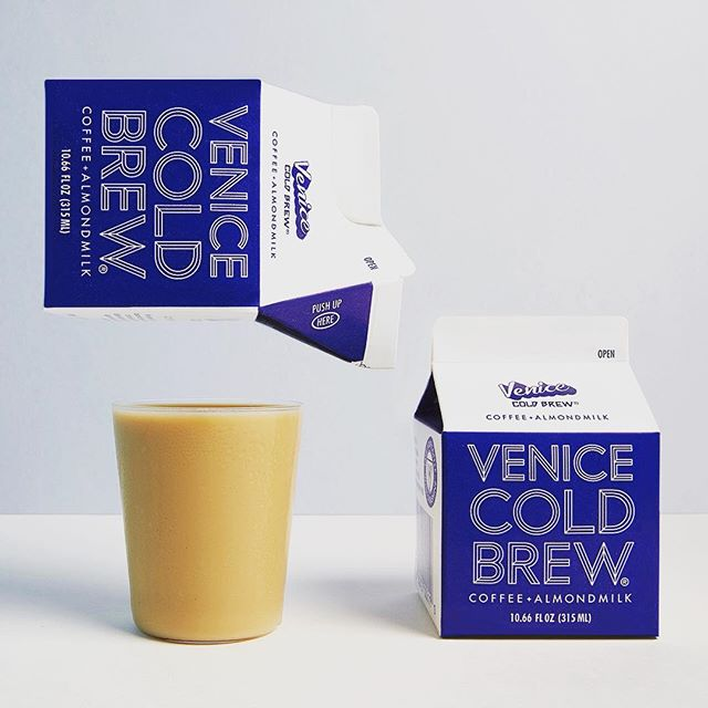 Friends! Starting Monday our NEW coffee + almondmilk cartons will be available across Southern California🔥🔥 Light, bright, creamy and super smooth⚡️⚡️