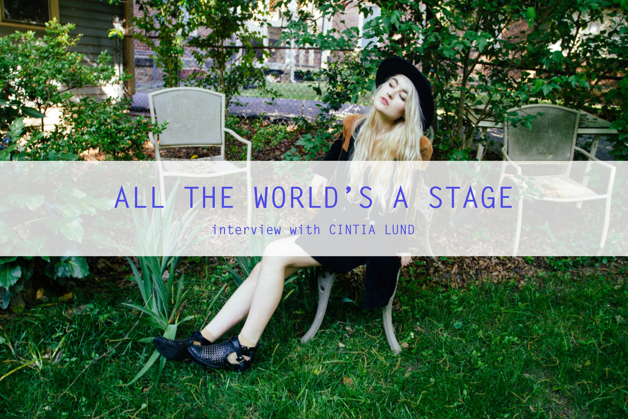 The singer-songwriter gives us a peek into her creative process.