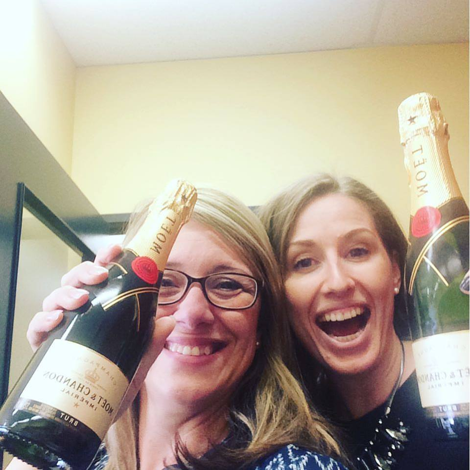 Celebrations for Firm Deals