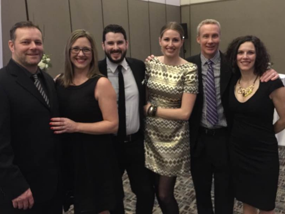 Awards Gala 2017 - our other halves