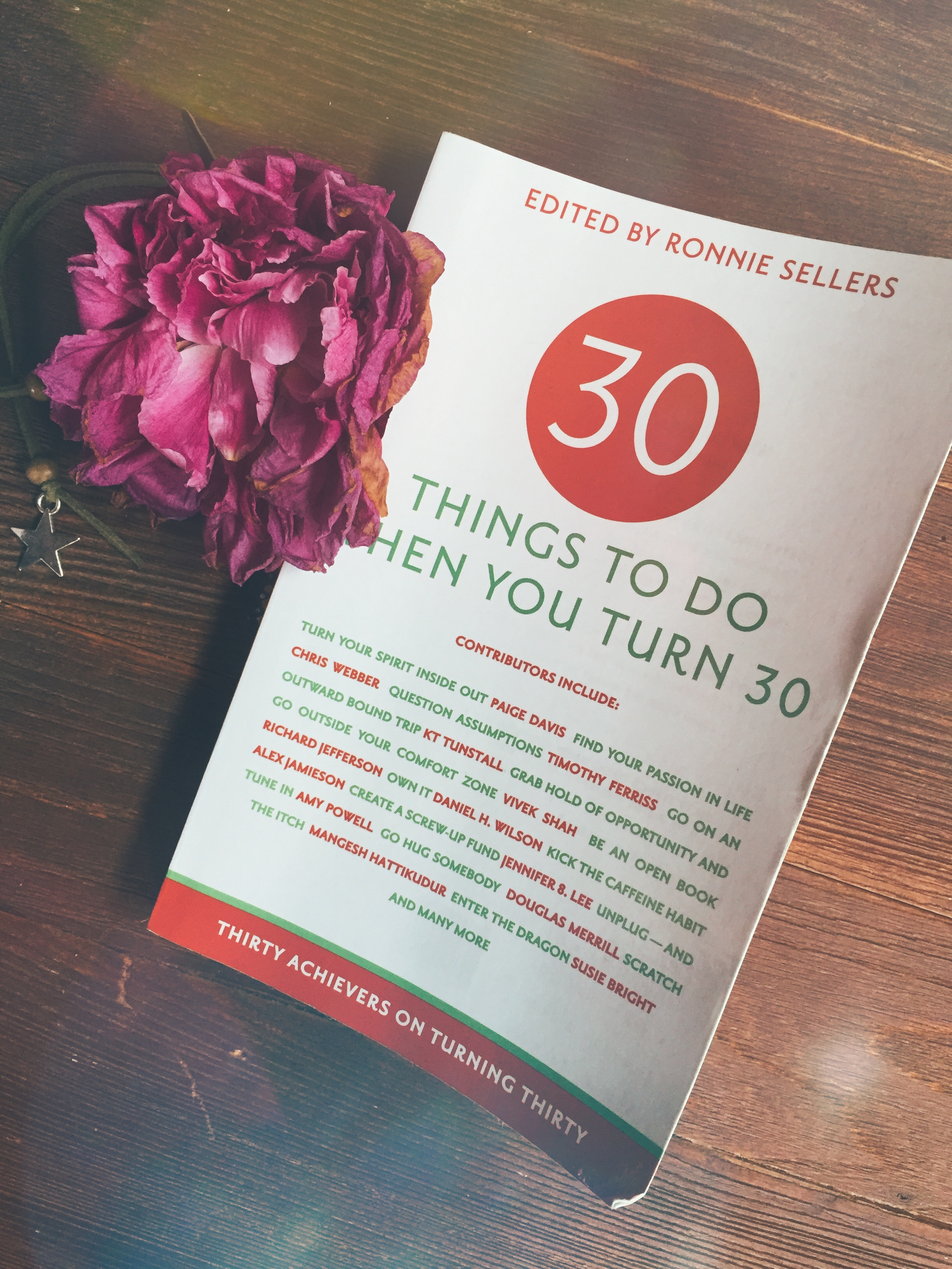 30 Things to Do When you Trn 30