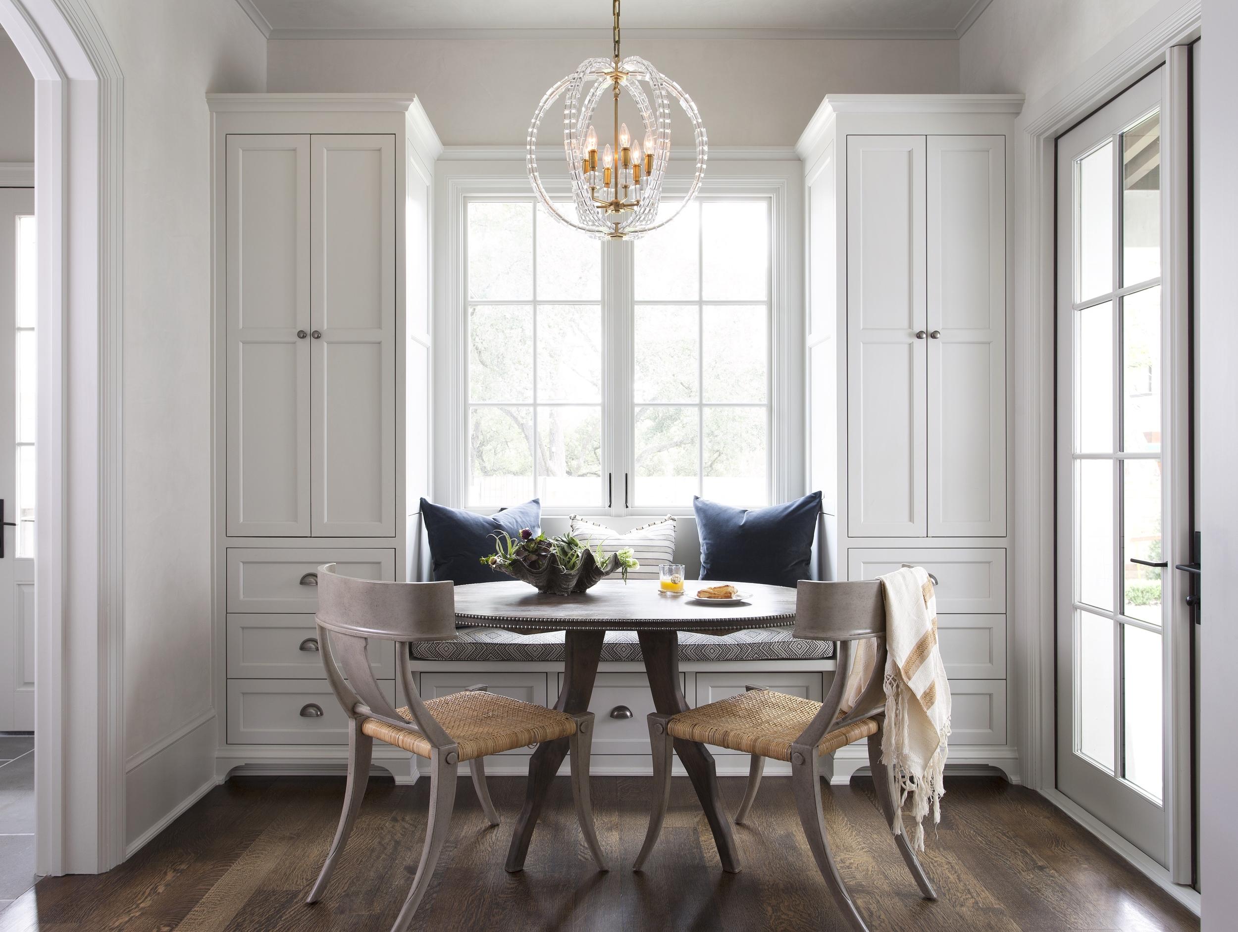Studio Seiders | Meredith | Breakfast Room