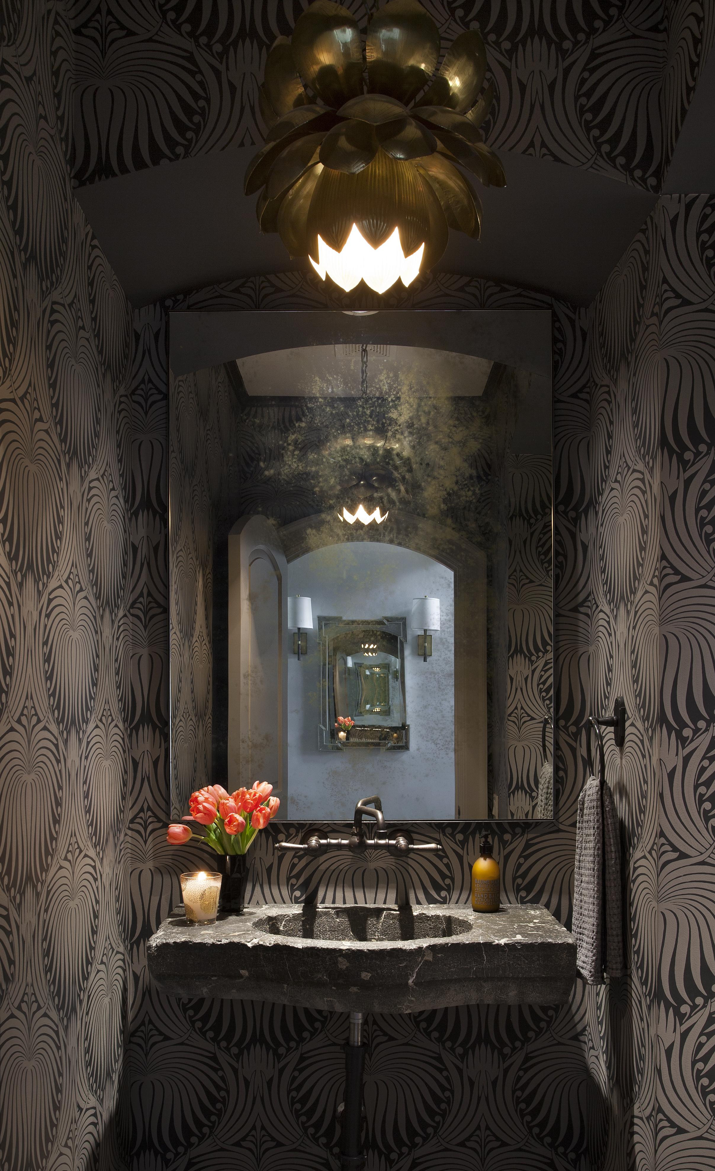 Studio Seiders | Meredith | Guest Bath