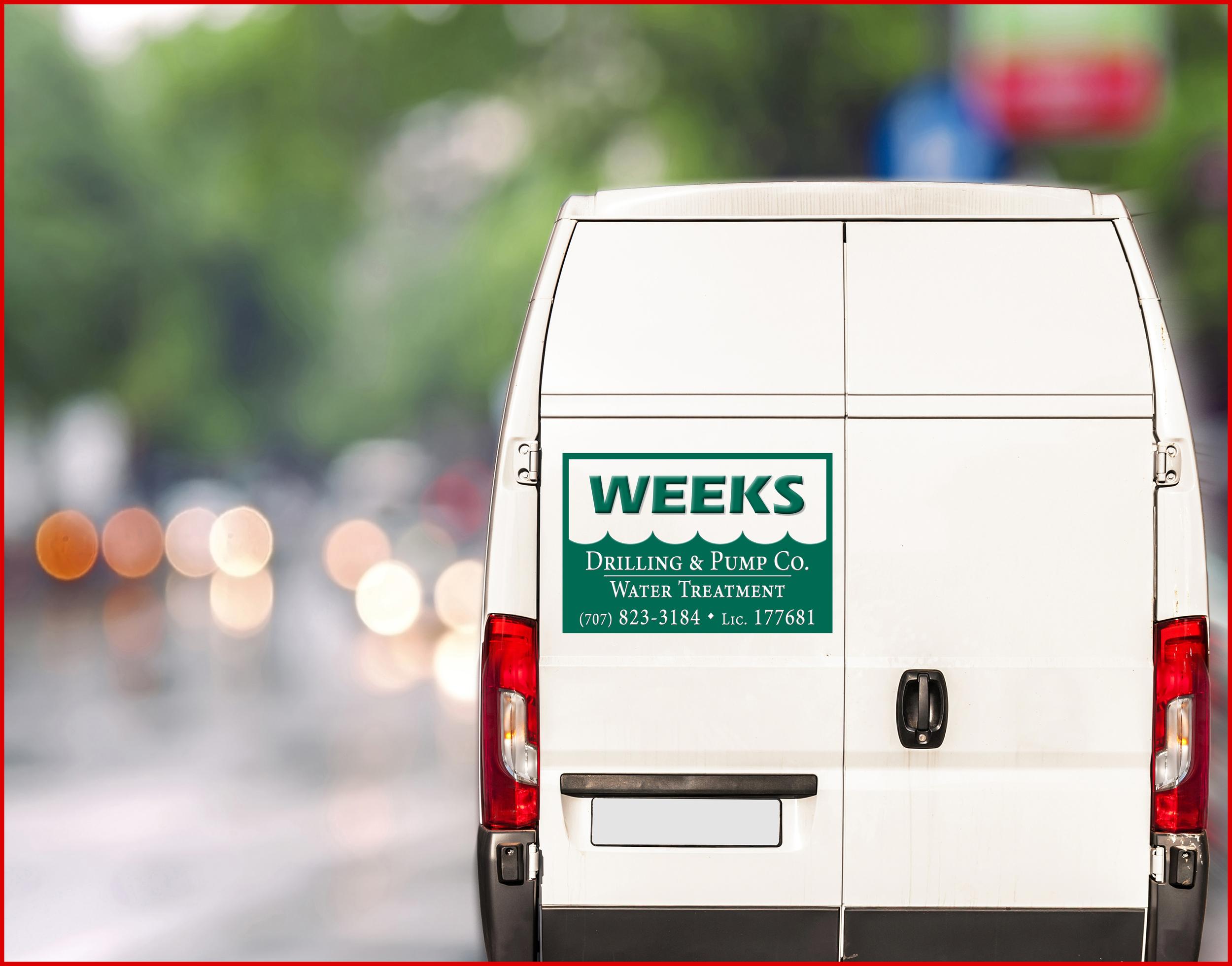 Vehicle Magnets (Van)