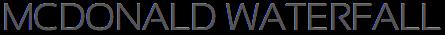 McDonald Waterfall Logo