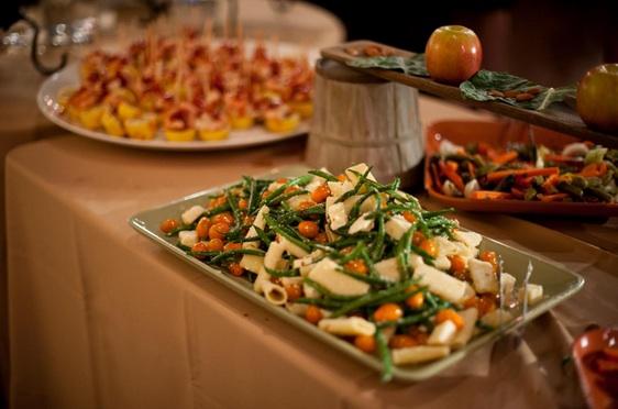 Vegetable & Pasta Platter