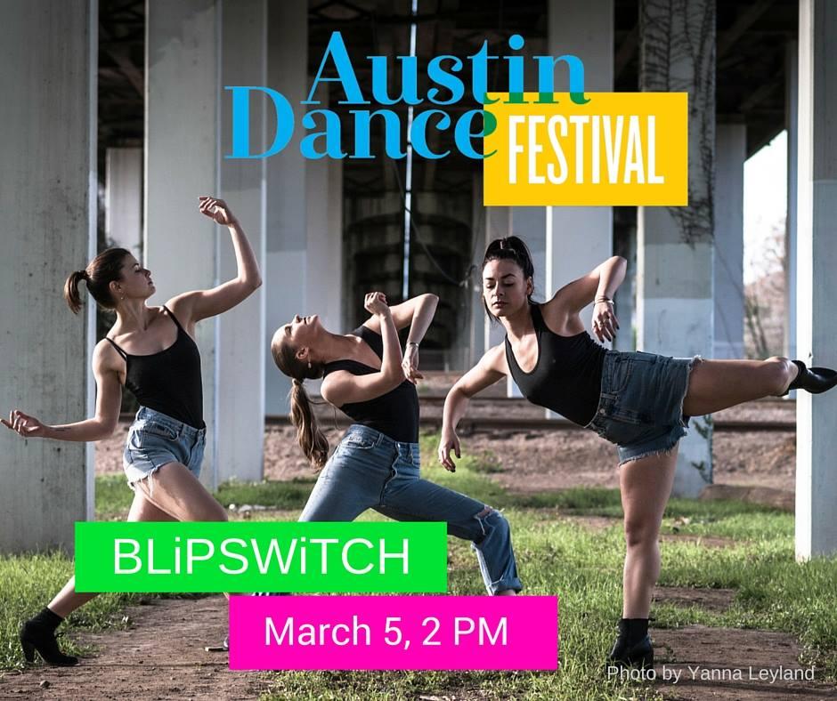 Foreign Phone Number - Austin Dance FestivalMarch 5, 2016Austin Ventures Studio Theatre. Austin, TX