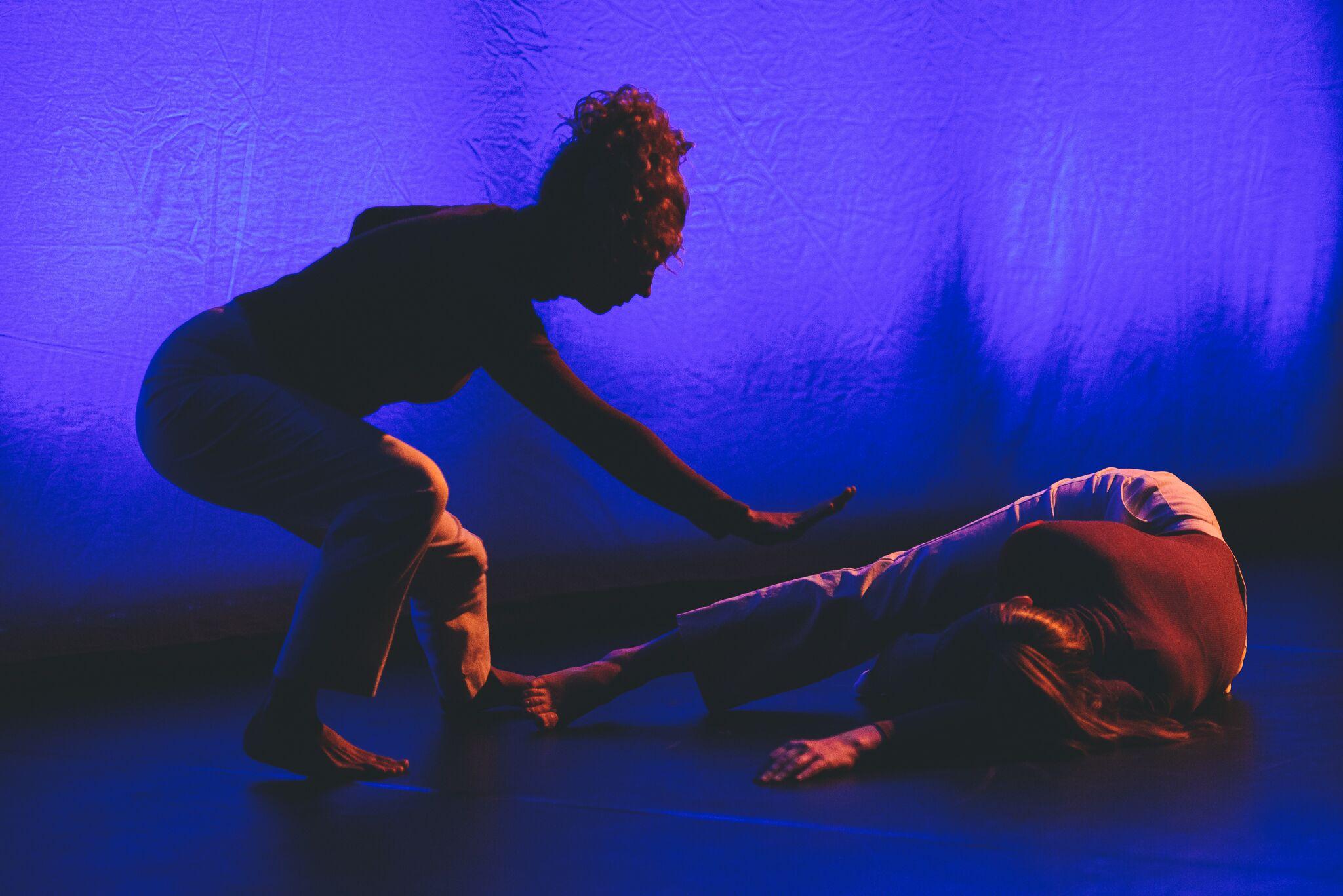 Dancers: Hailley Laurèn, Lucy Wilson