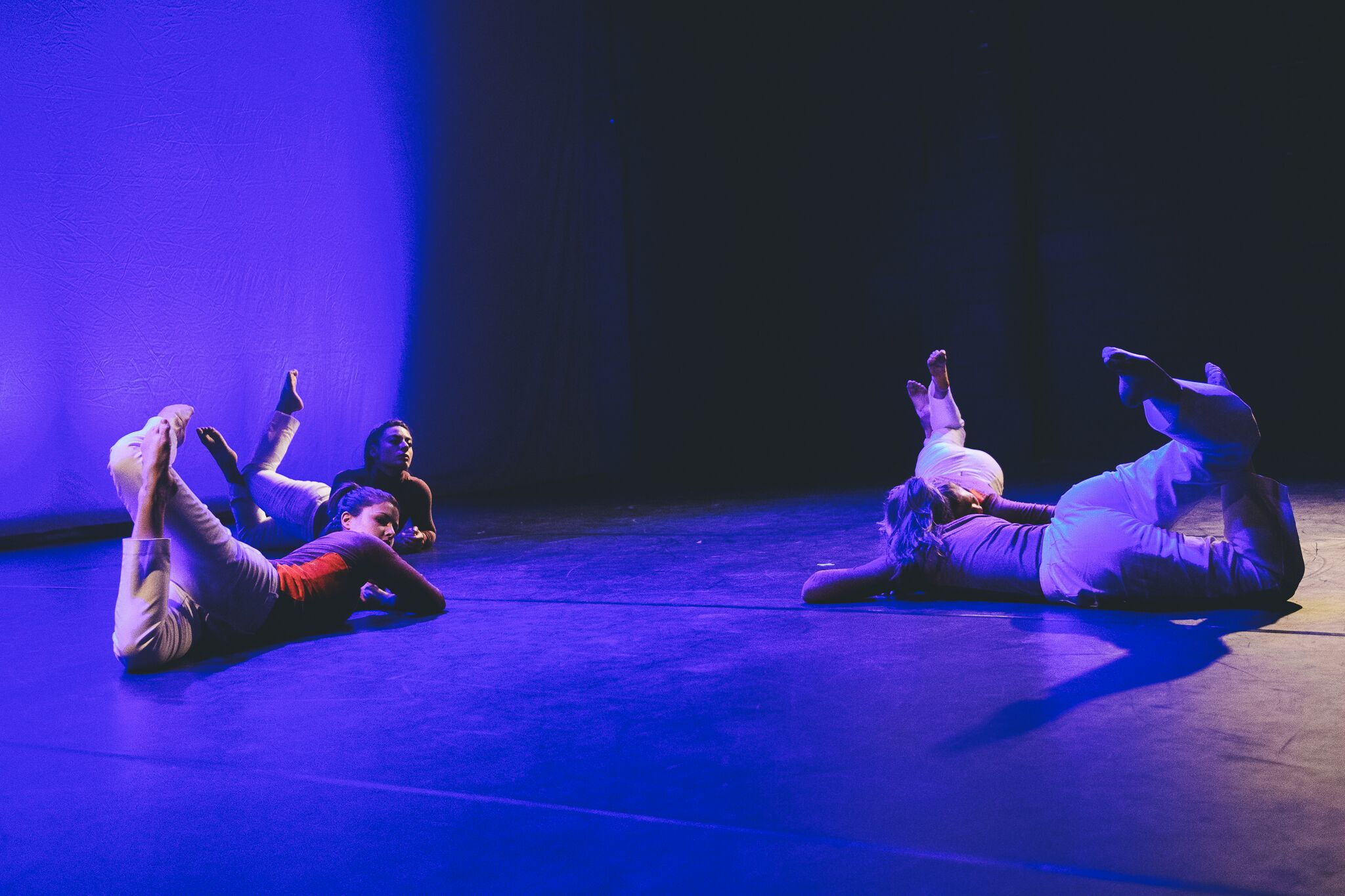 Dancers: Taryn Lavery, Alex Miller, Hailley Laurèn, Lucy Wilson