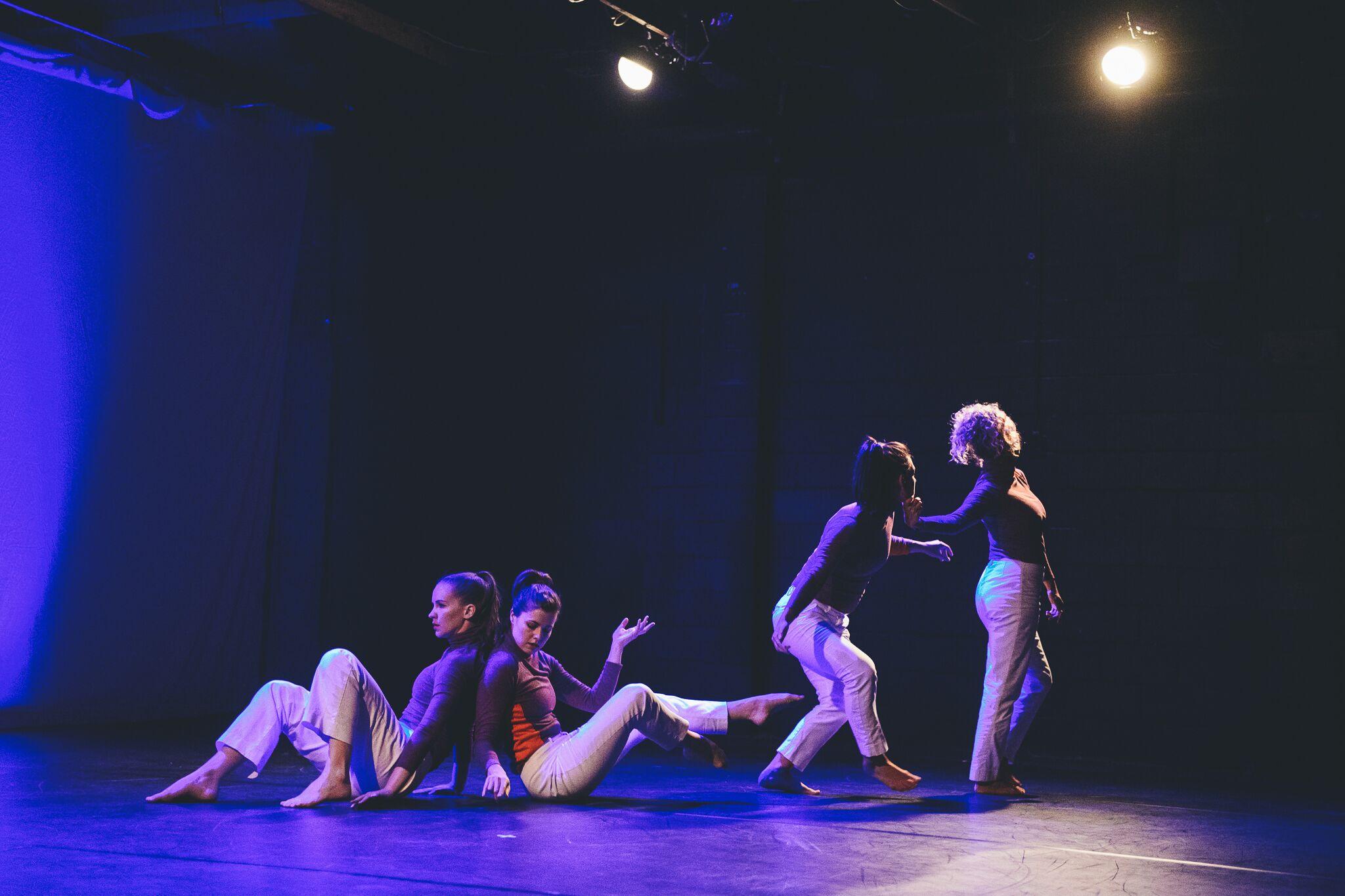 Dancers: Lucy Wilson, Taryn Lavery, Alex Miller, Hailley Laurèn