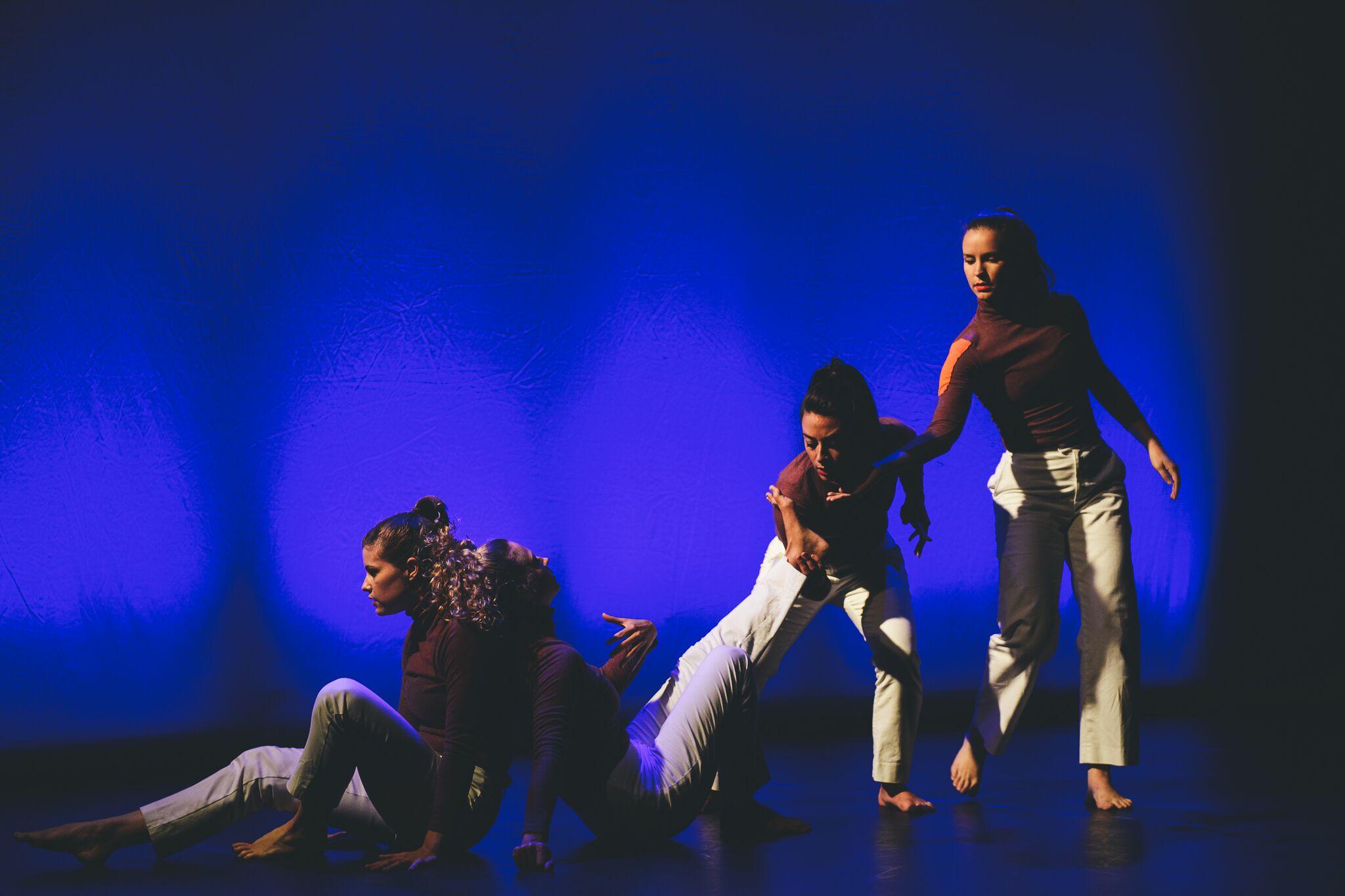 Dancers: Taryn Lavery, Hailley Laurèn, Alex Miller, Lucy Wilson