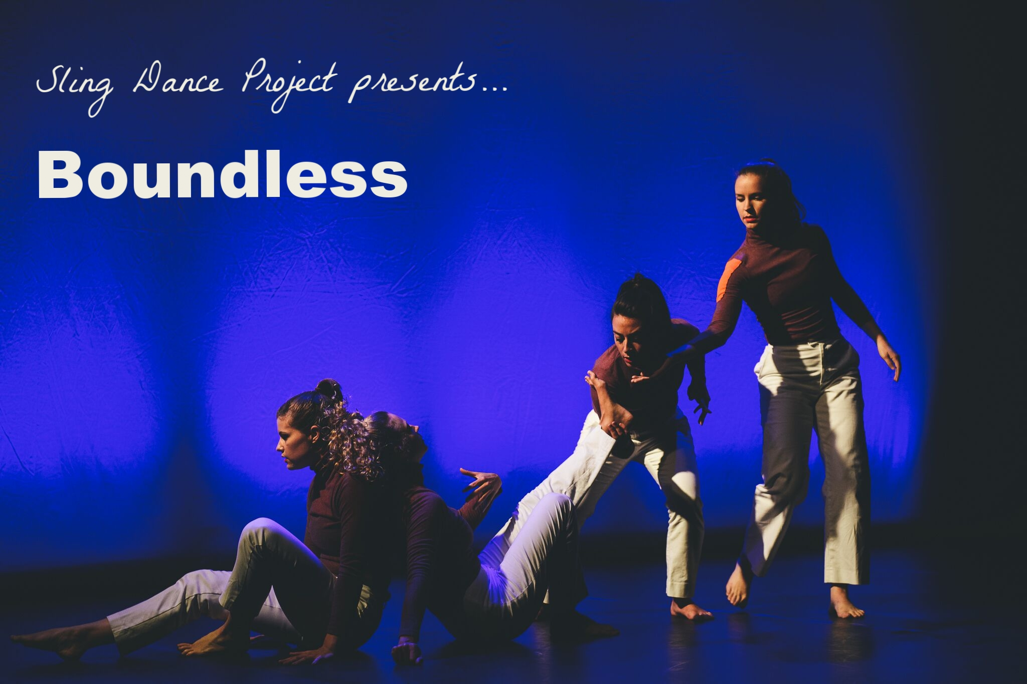 """Foreign Phone Number - Sling Dance Project presents """"Boundless""""July 15-16, 2016The Off Center. Austin, TX"""