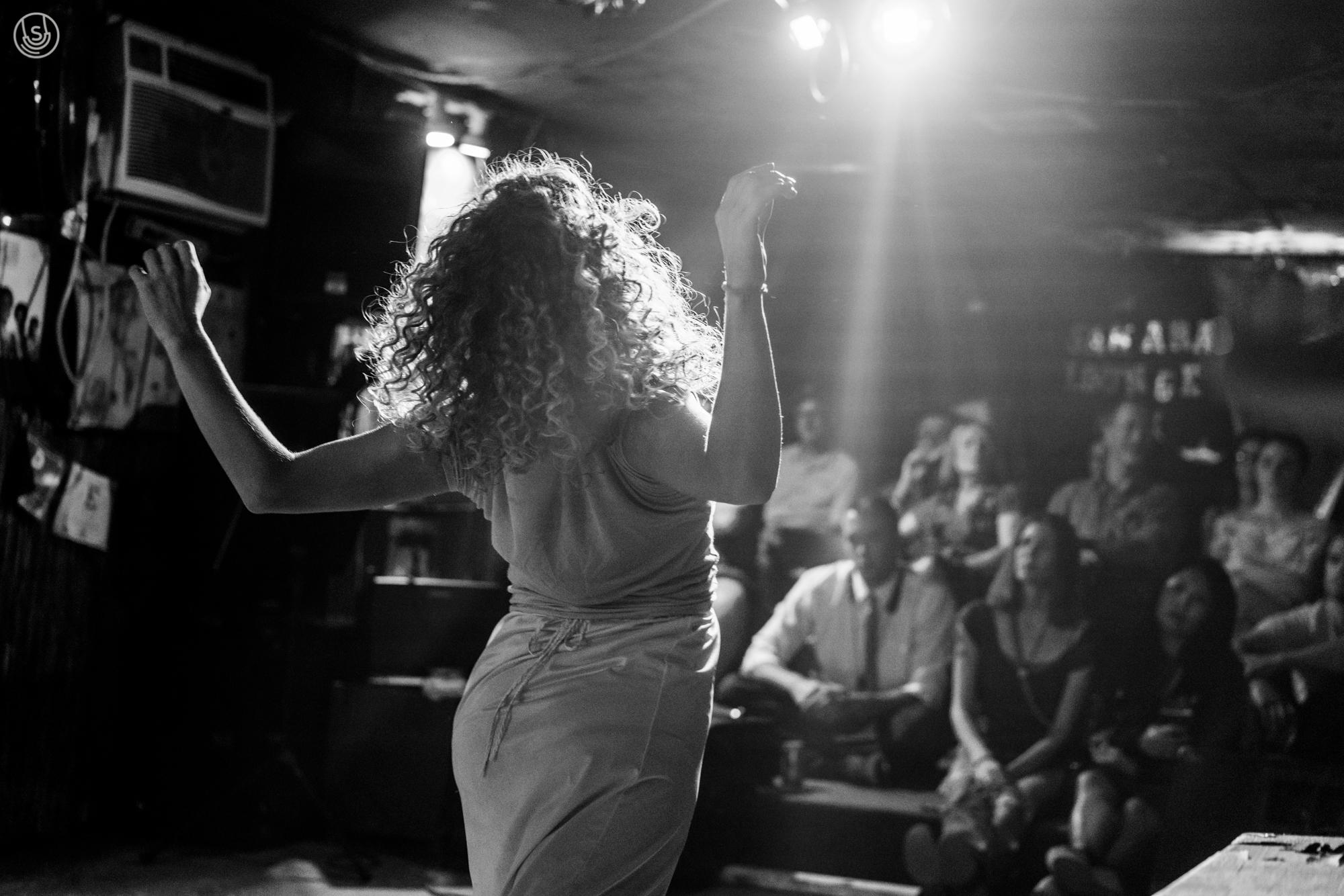 Collaboration: Lory Lyon + Hailley Laurèn, spoken word