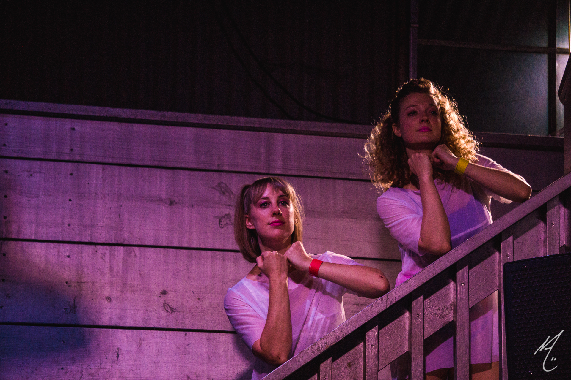 Dancers: Emily Rushing, Hailley Laurèn