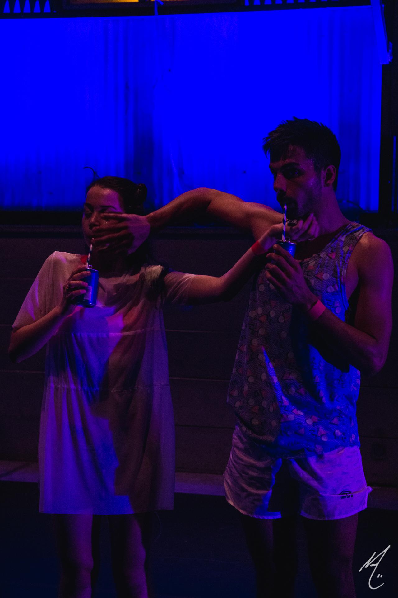 Dancers: Peyton Cunningham, Clay Moore