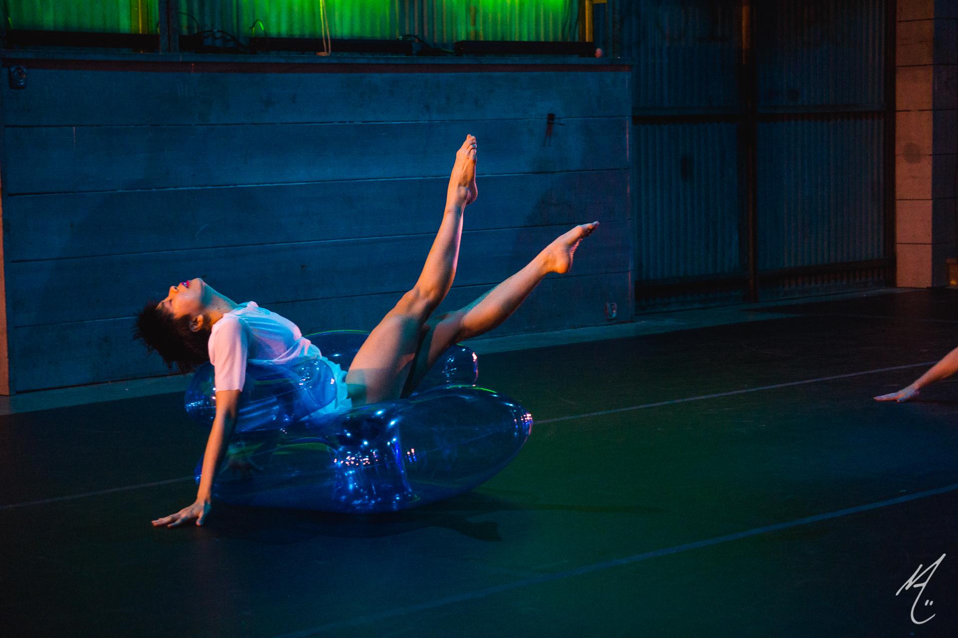 Dancer: Alexa Capareda