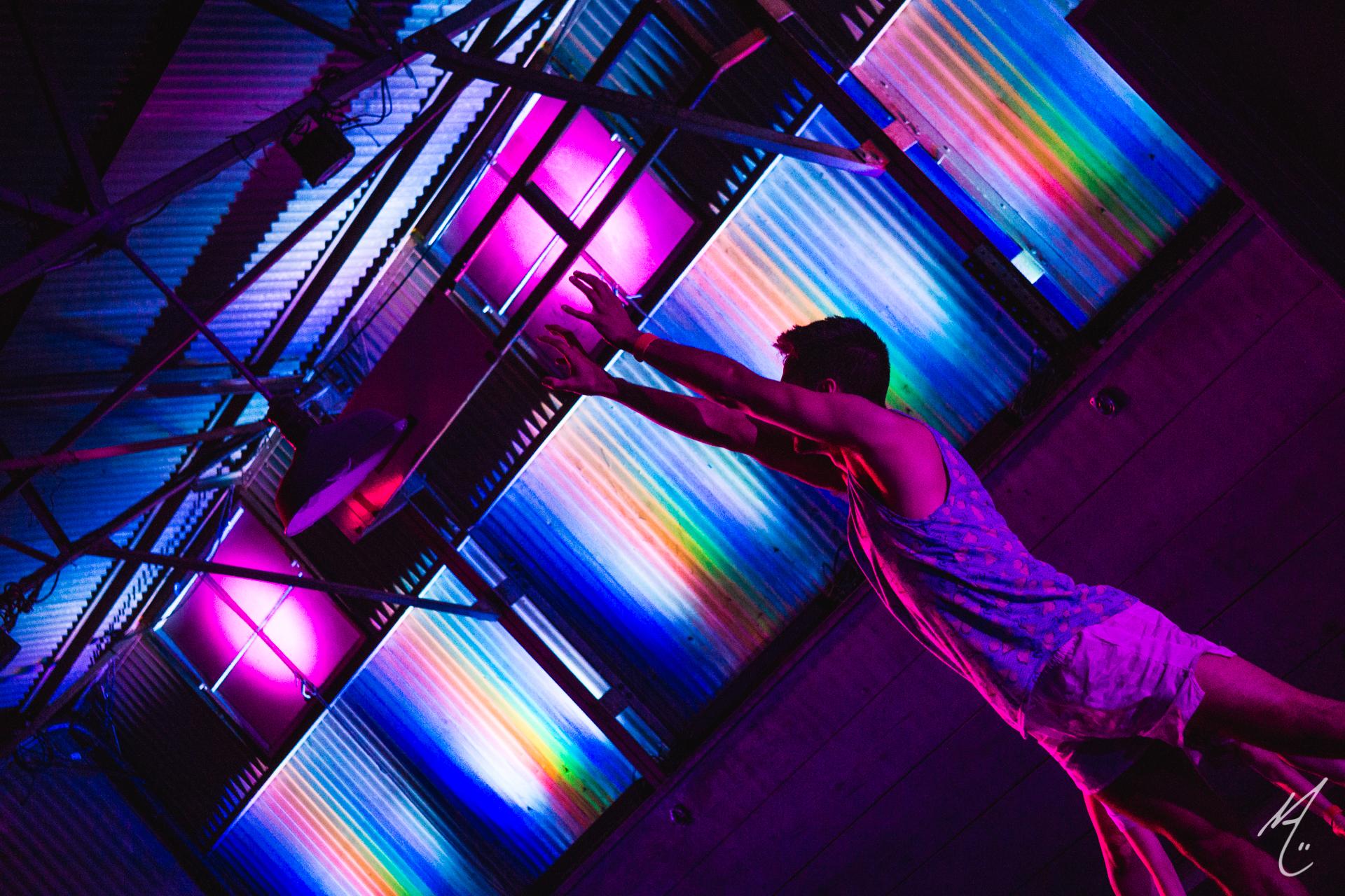 Dancer: Clay Moore