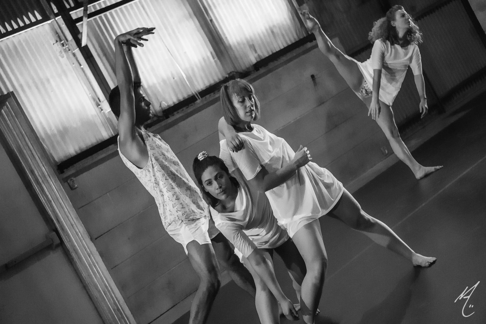 Dancers: Clay Moore, Lauren Parra, Emily Rushing, Hailley Laurèn