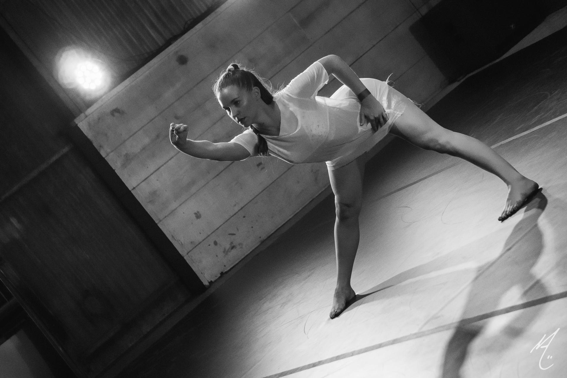 Dancer: Lucy Wilson