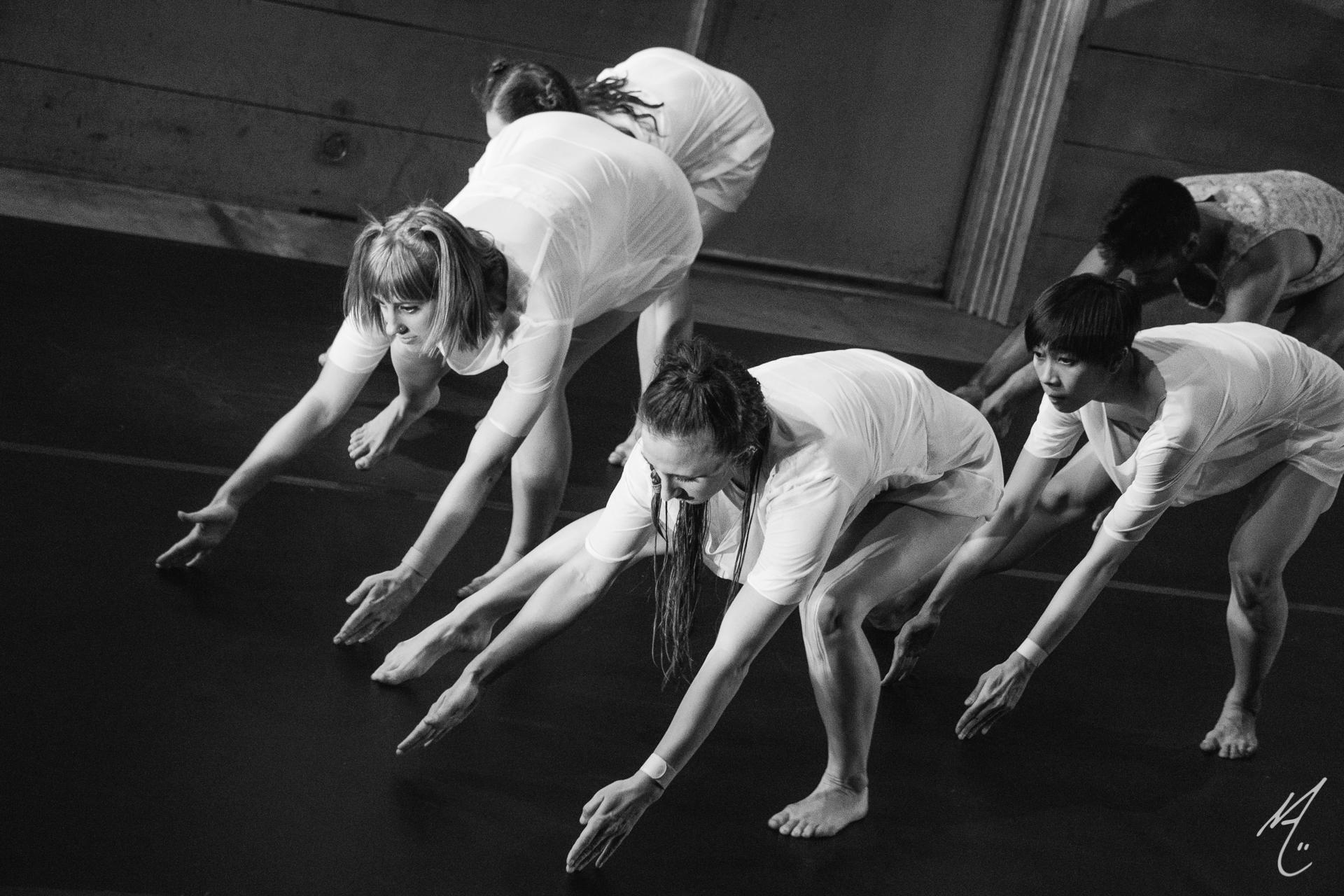 Dancers: Emily Rushing, Katie Hopkins, Alexa Capareda, Clay Moore, Peyton Cunningham