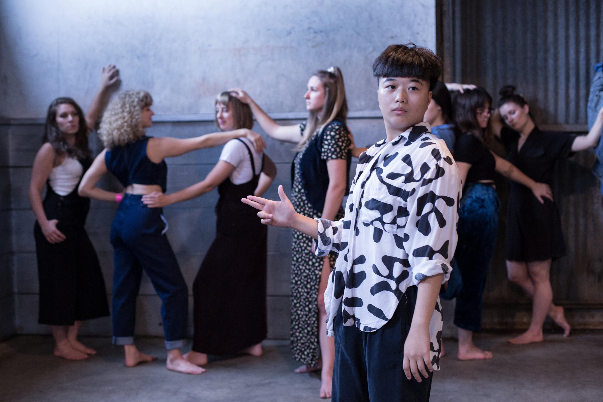 Dancers: Hua-En Hung, Jenny Alperin, Hailley Laurèn, Emily Rushing, Shanna Fragen, Maggie Bailey, Laura Mobley