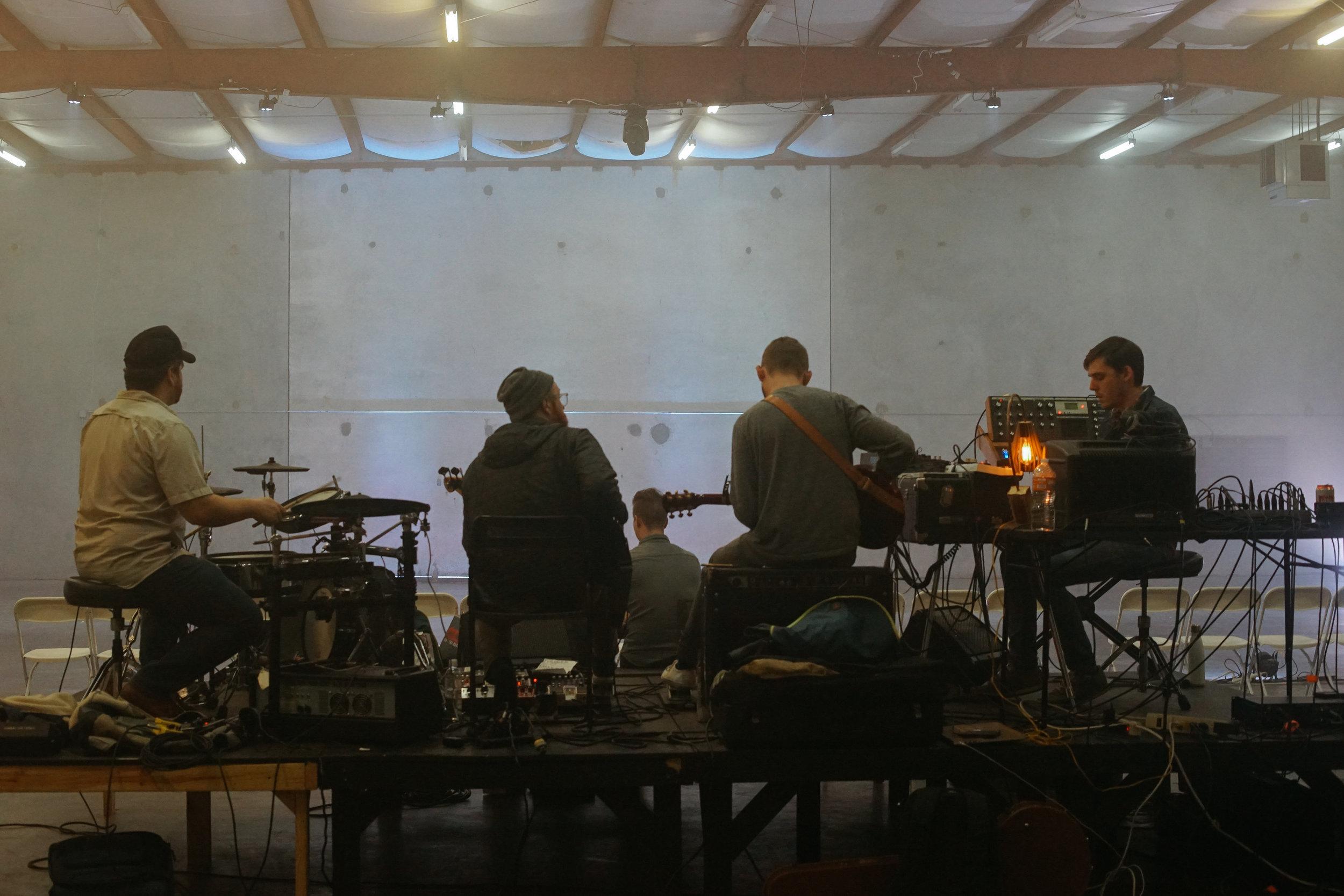 Musicians: Erik Garven, Alan Kahler, Peter Brown, Michael Brown