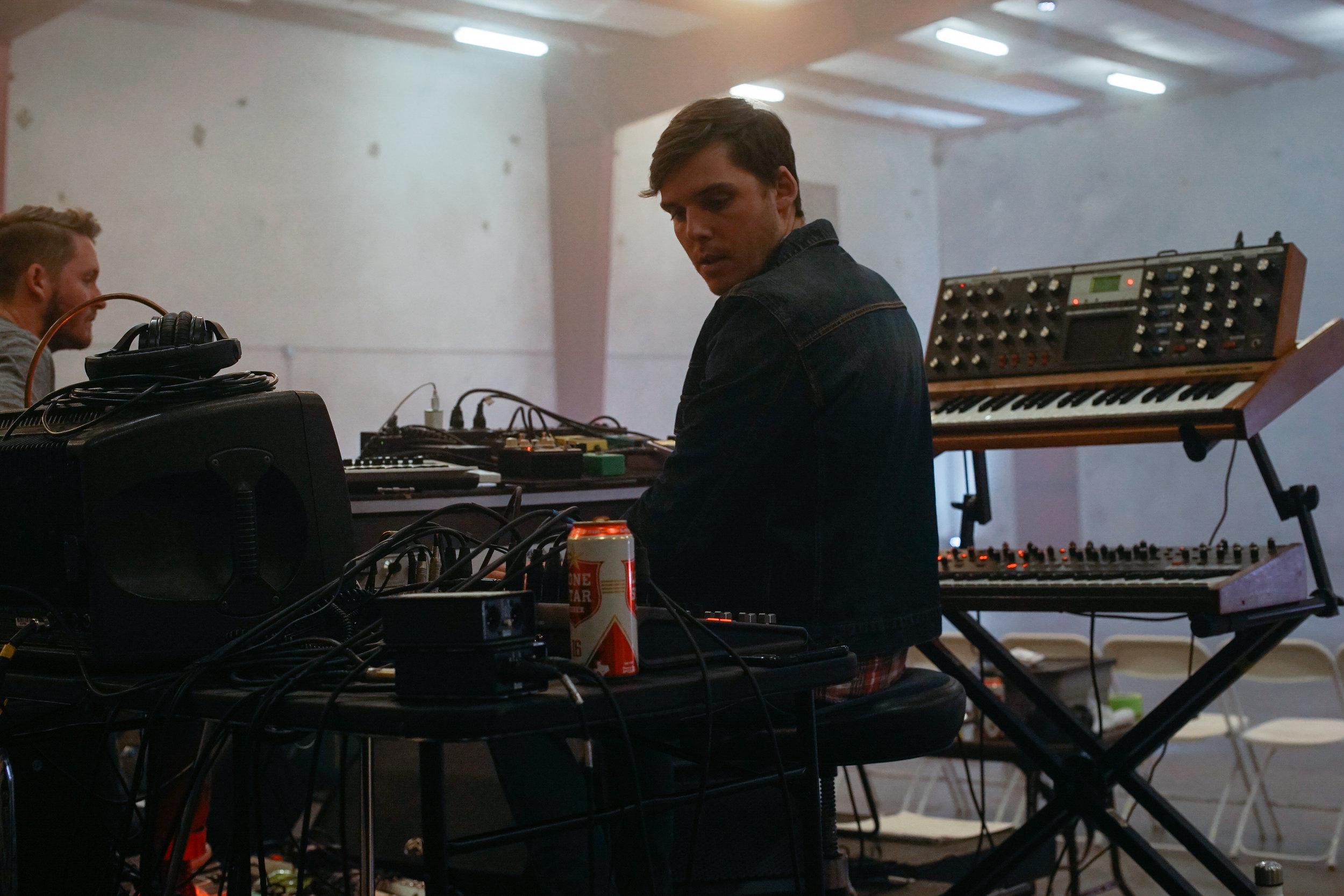 Musician/Composer: Michael Brown