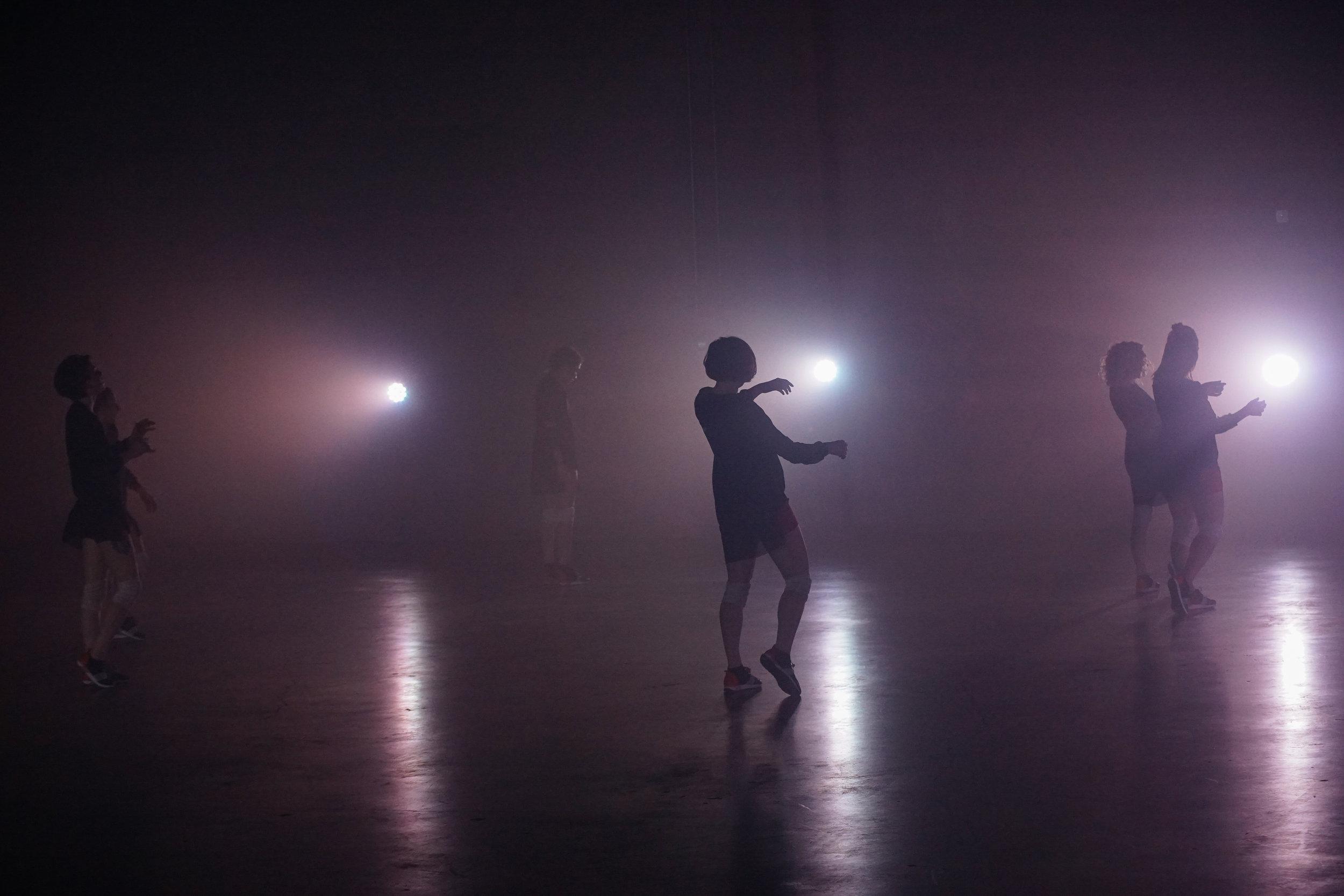Dancers: Katie Gunderson, Katie Hopkins, Sarah Navarrete, Taryn Lavery, Hailley Lauren, Alex Miller