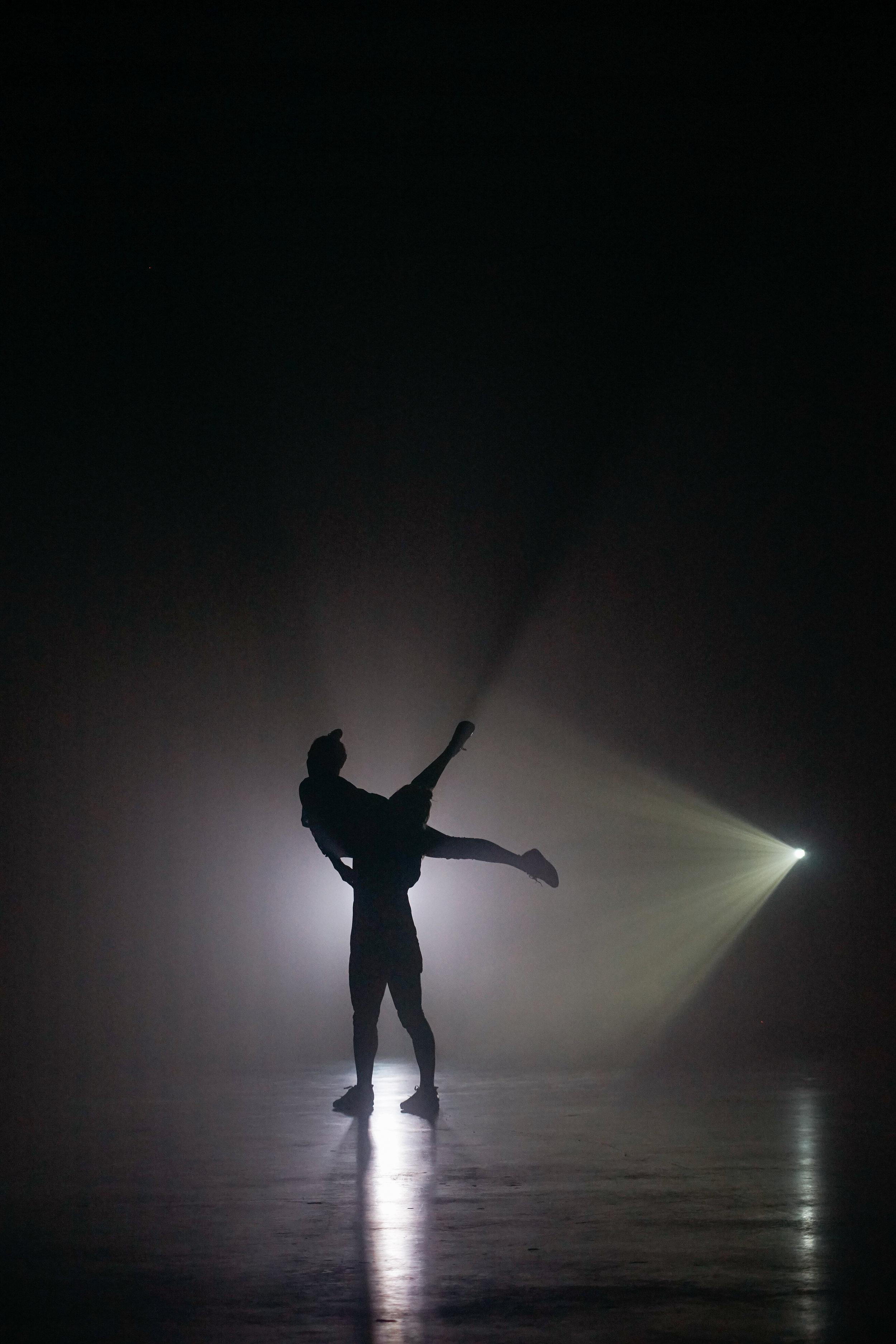 Dancers: Katie Hopkins, Alex Miller