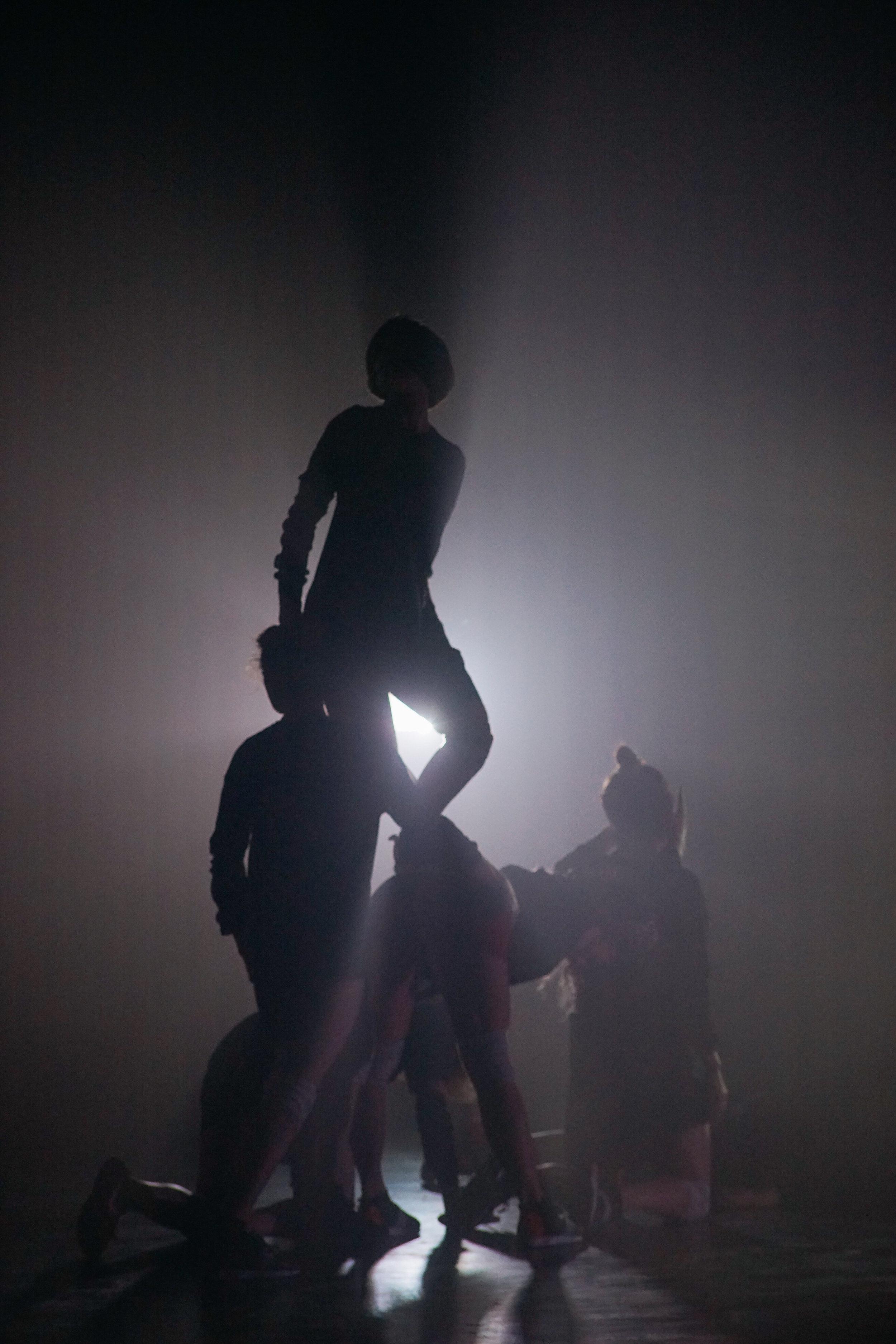 Dancers: Taryn Lavery, Sarah Navarrete, Hailley Lauren, Katie Hopkins