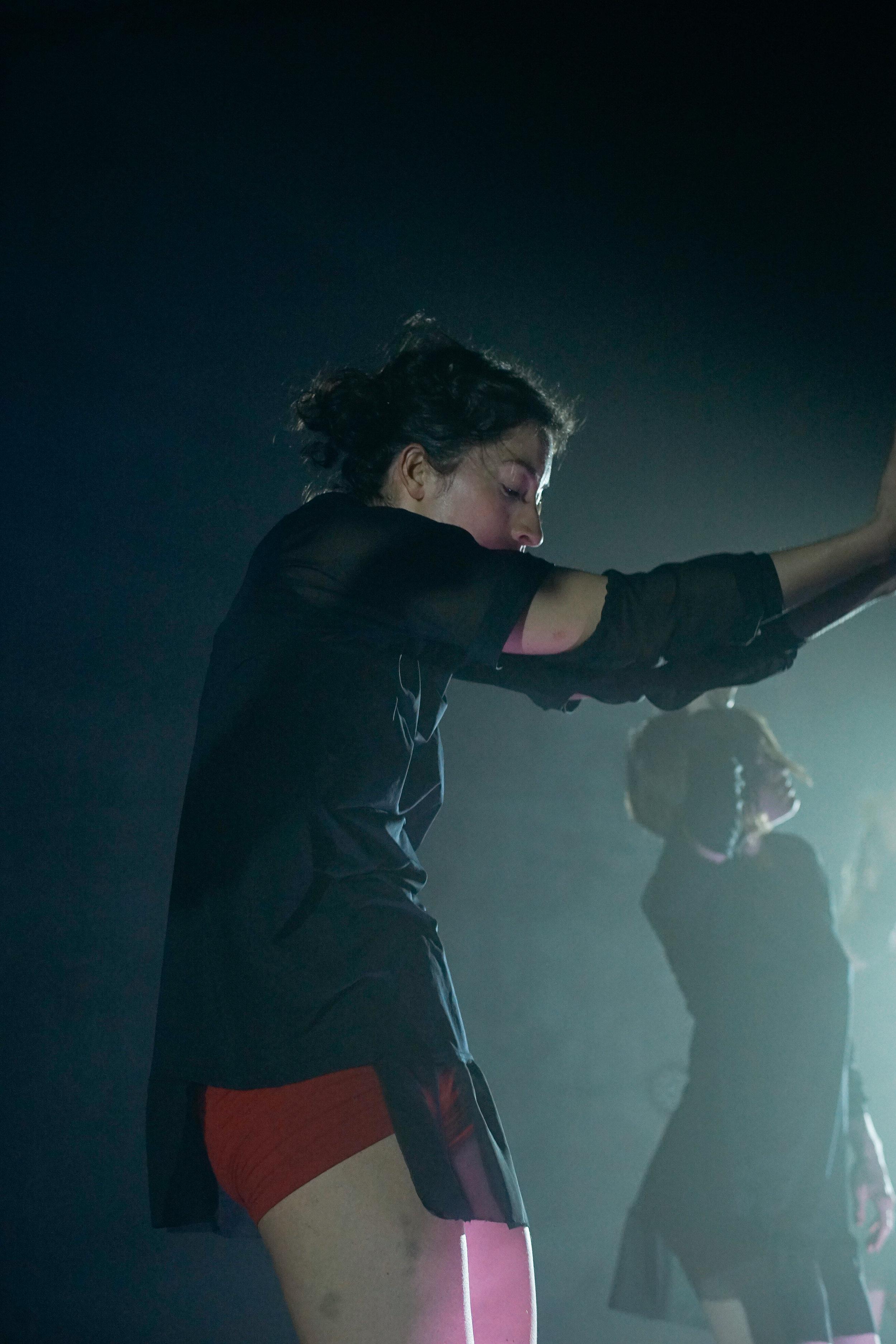 Dancers: Sarah Navarrete, Taryn Lavery