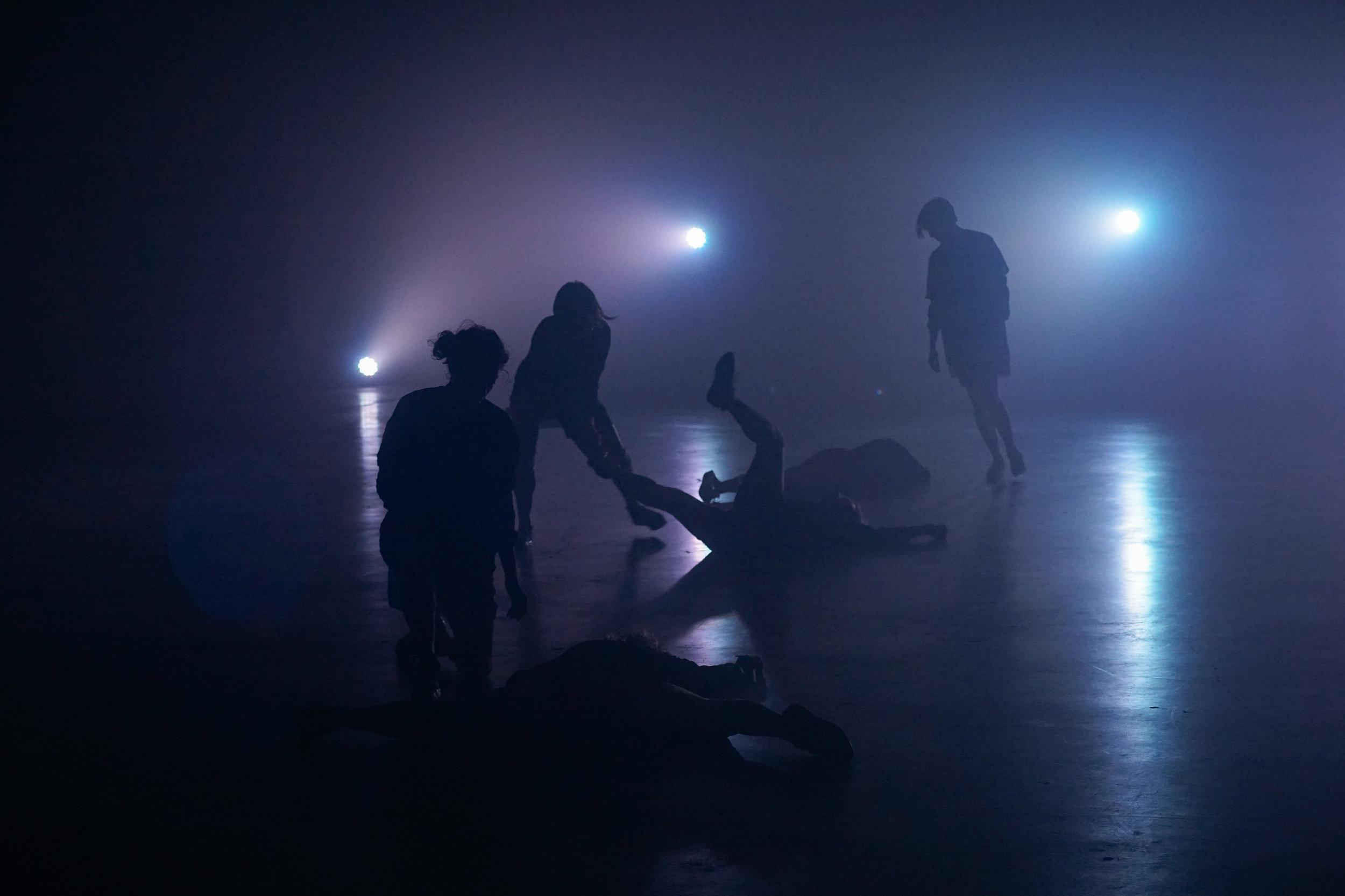 Dancers: Sarah Navarrete, Hailley Lauren, Taryn Lavery, Alex Miller, Katie Hopkins, Katie Gunderson
