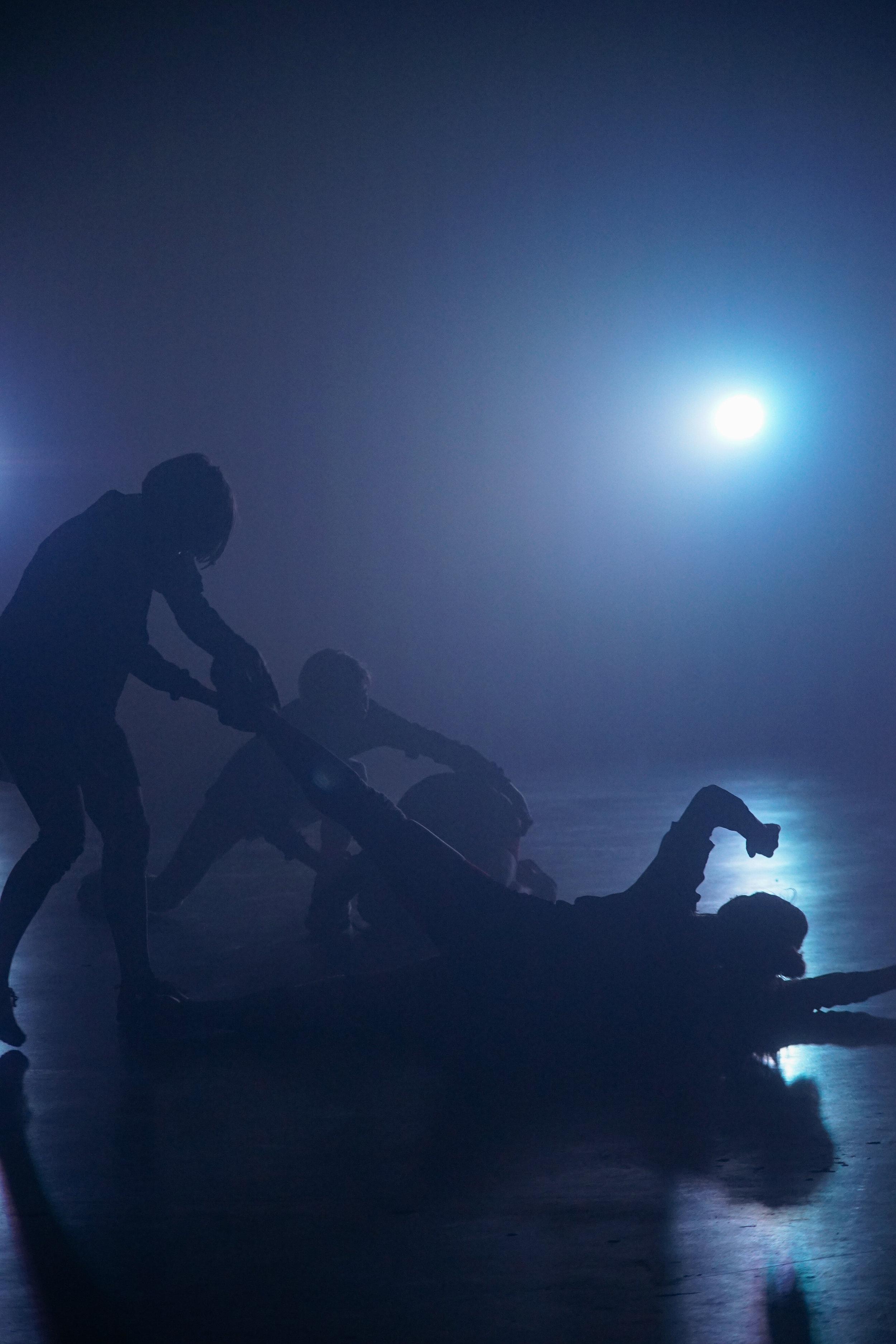 Dancers: Taryn Lavery, Alex Miller