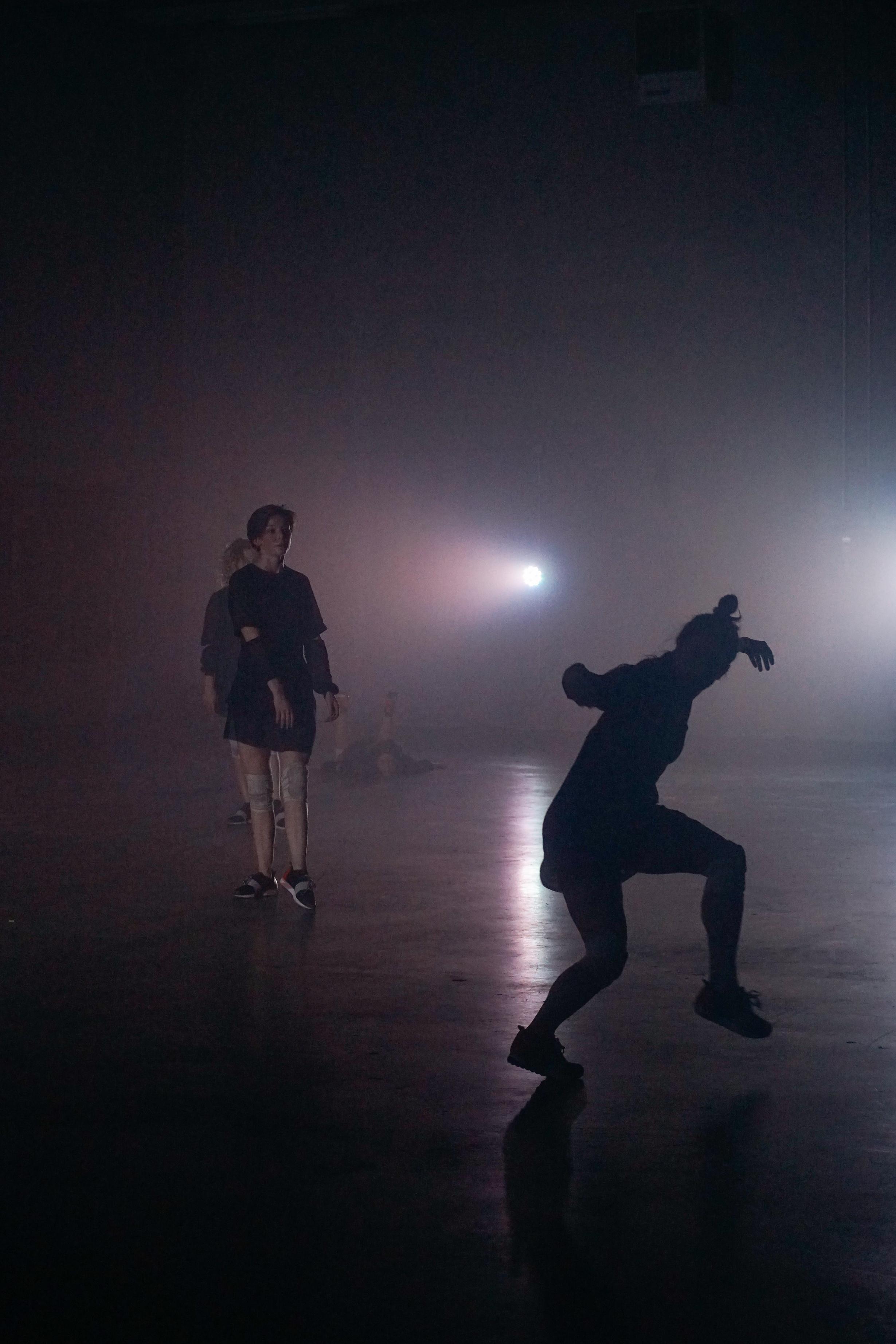 Dancers: Katie Gunderson, Katie Hopkins